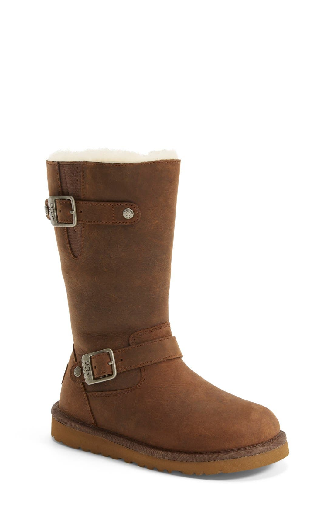 Alternate Image 1 Selected - UGG® 'Kensington' Boot (Toddler, Little Kid & Big Kid)