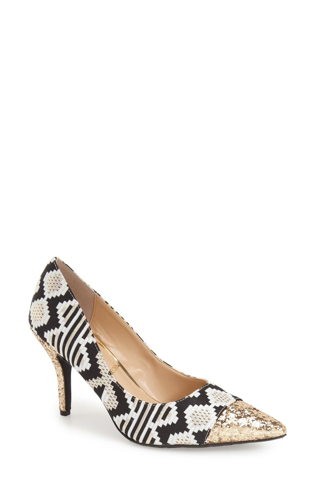 Alternate Image 1 Selected - J. Reneé 'Ryenne' Pointy Toe Pump (Women)