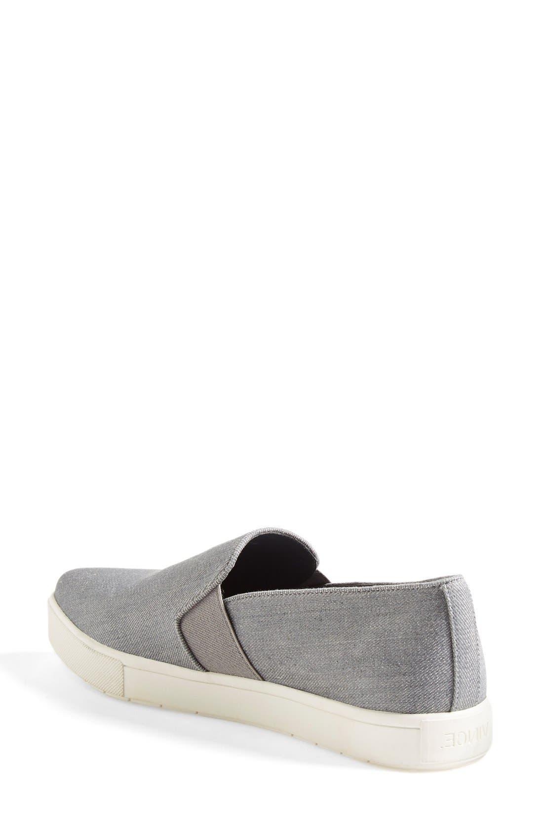 Alternate Image 2  - Vince 'Pierce' Slip-On Sneaker (Women)