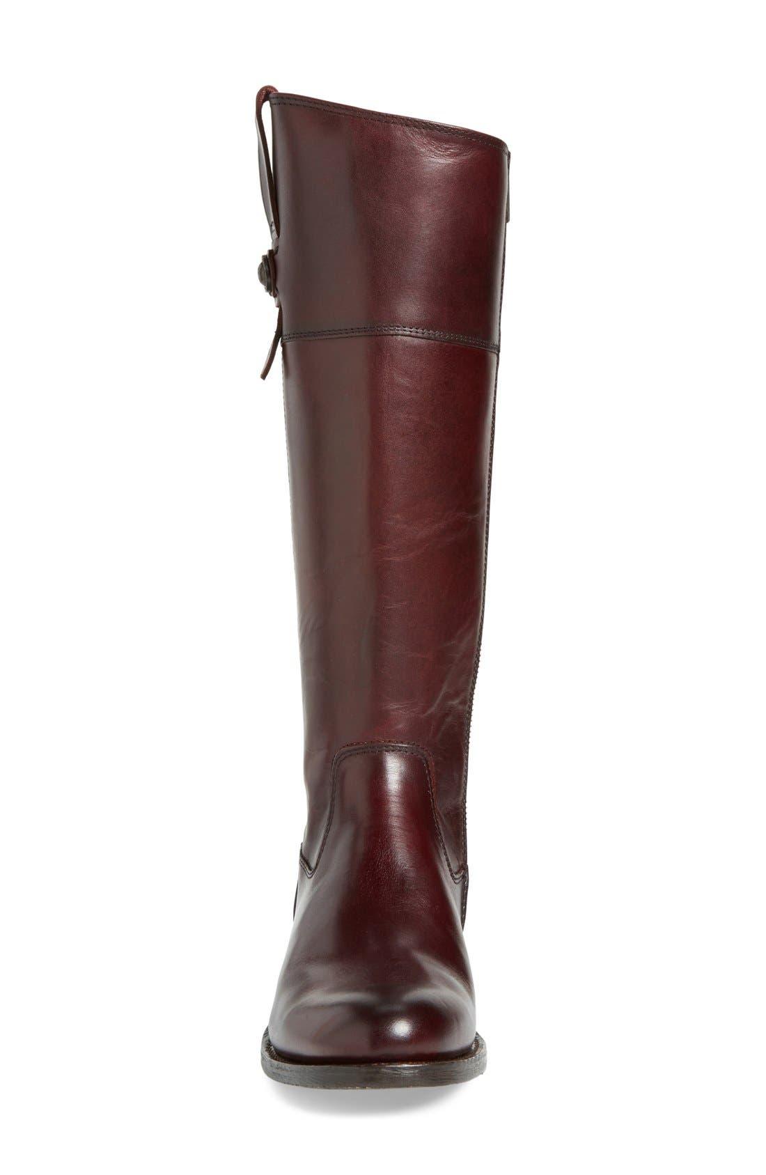 Alternate Image 3  - Frye'JaydenButton' Tall Boot (Women)