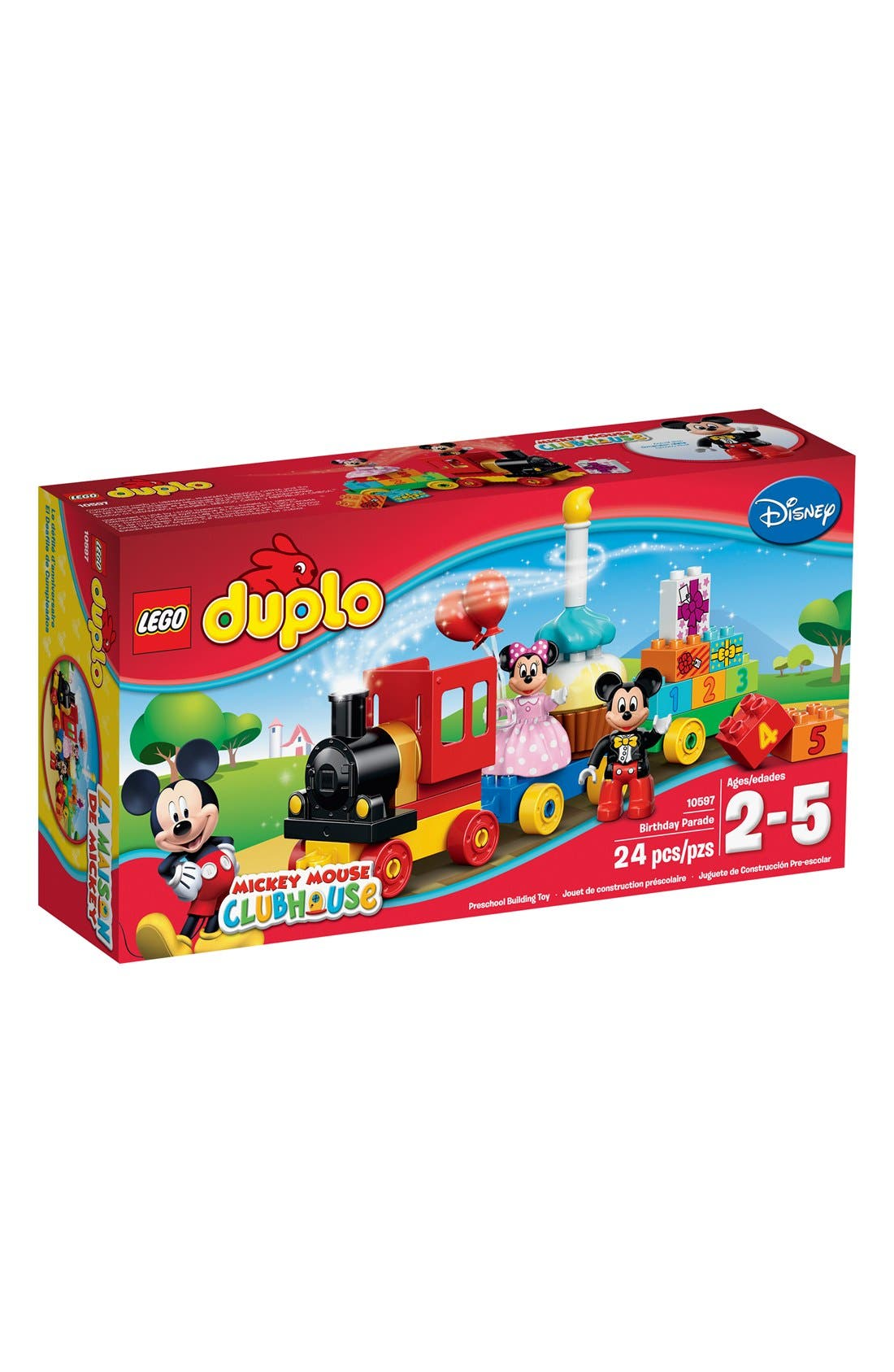 LEGO® DUPLO® Mickey & Minnie Birthday Parade - 10597