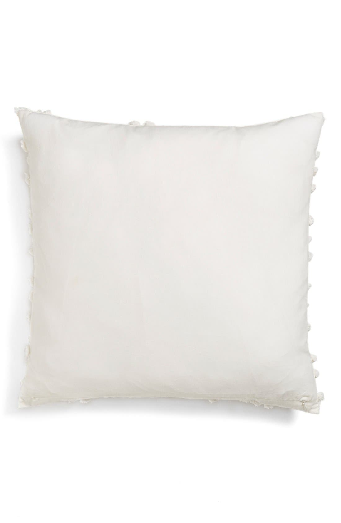 Alternate Image 2  - Nordstrom at Home'Chevron Sparkle' Accent Pillow