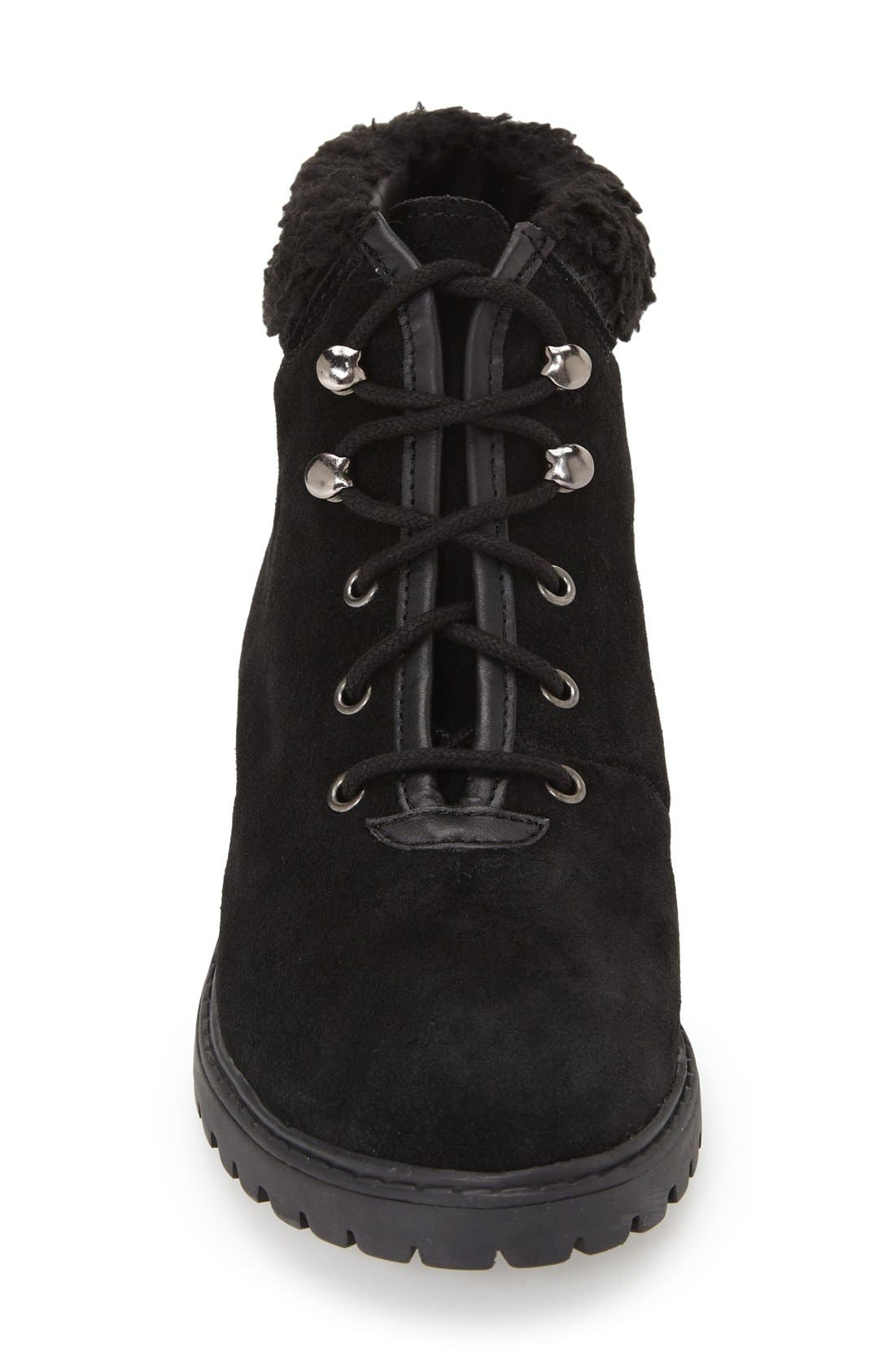 Alternate Image 3  - Topshop 'Birdy' Lace-Up Boot (Women)