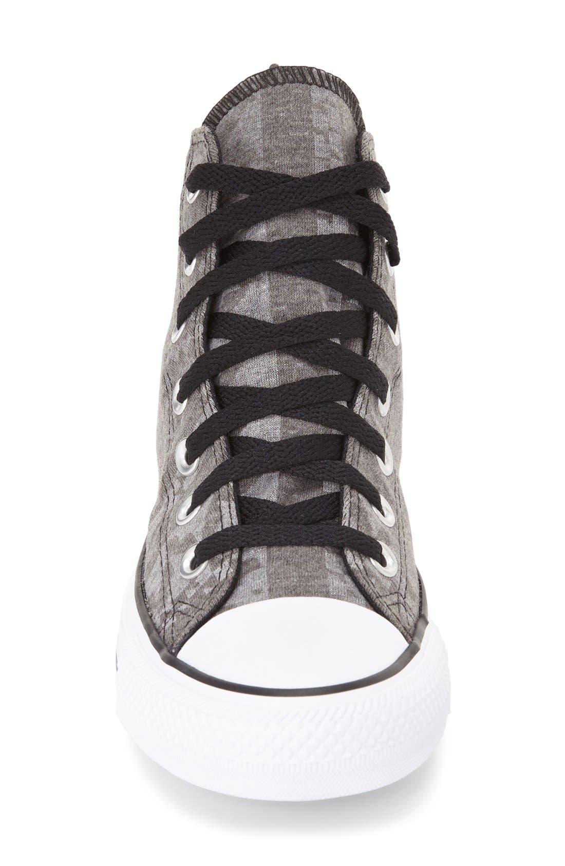 Alternate Image 3  - Converse Chuck Taylor® All Star® Geo Print High Top Sneaker (Women)