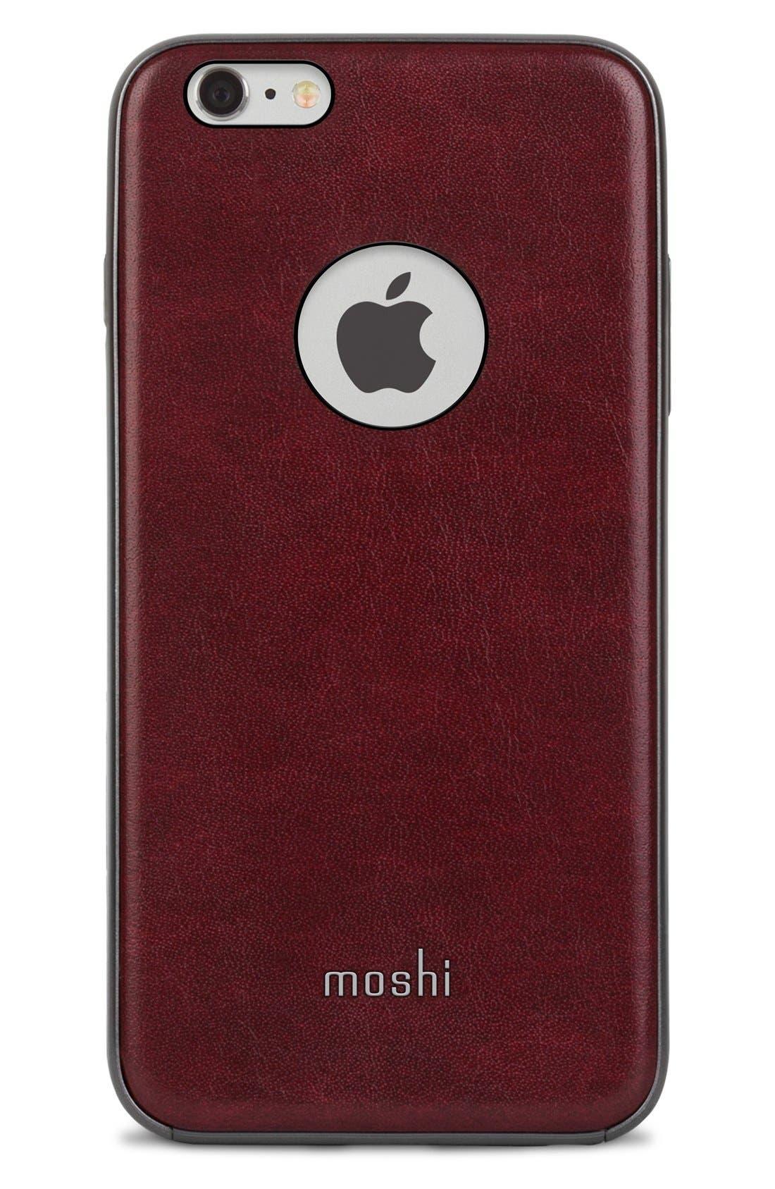 Alternate Image 1 Selected - Moshi 'iGlaze' iPhone 6 Plus & 6s Plus Case