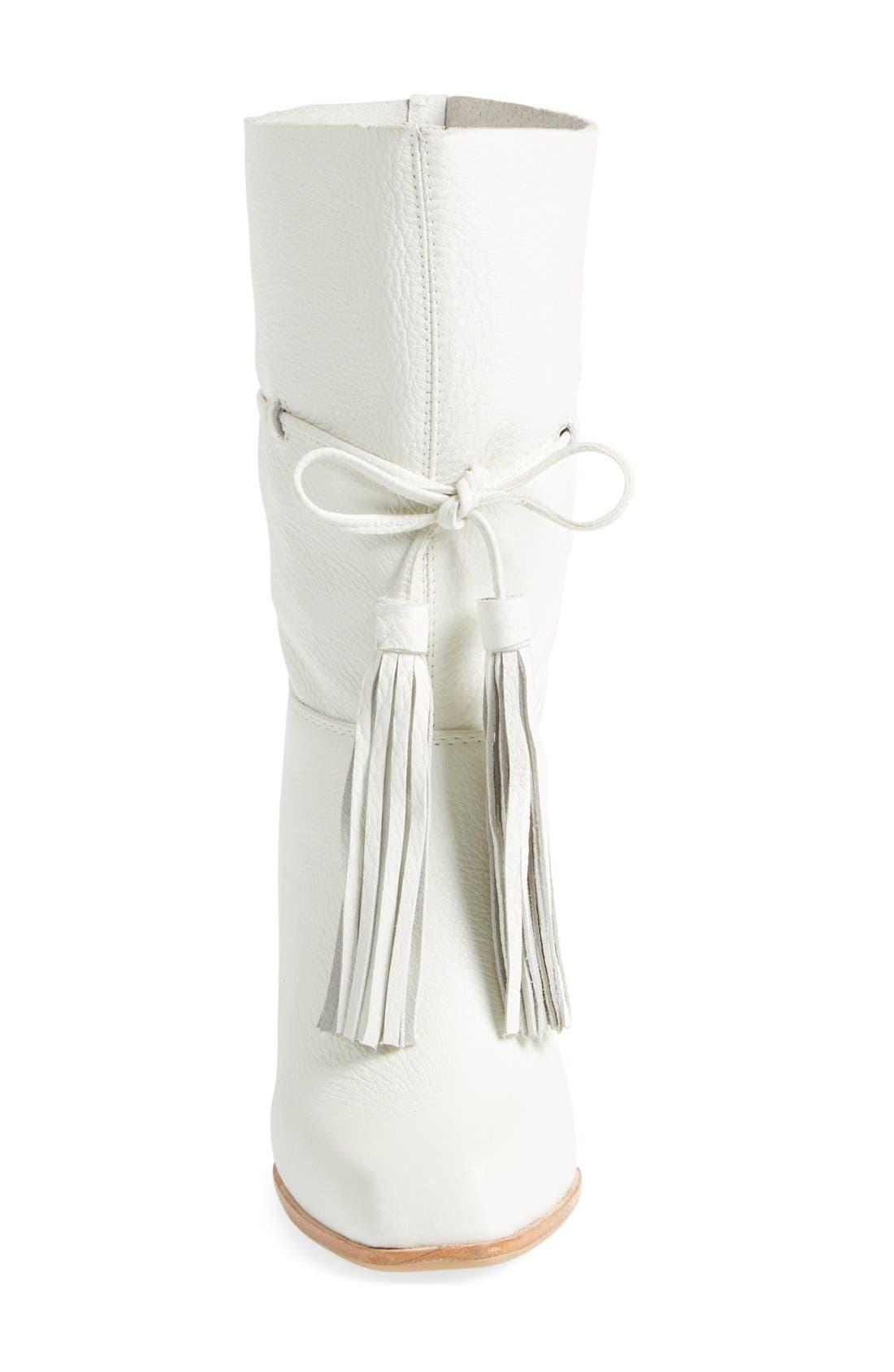 Alternate Image 3  - Jeffrey Campbell 'Larusso' Wedge Tassel Boot (Women)