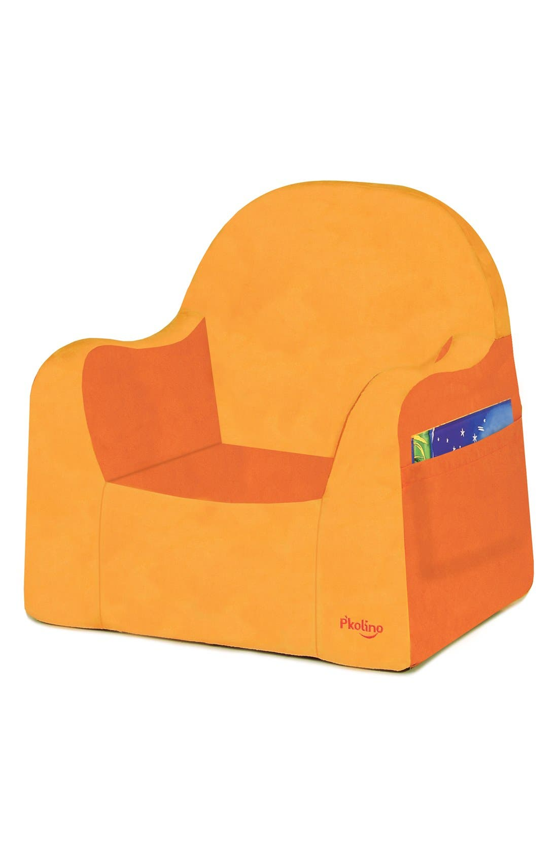 Alternate Image 2  - P'kolino 'Personalized Little Reader' Chair (Toddler)