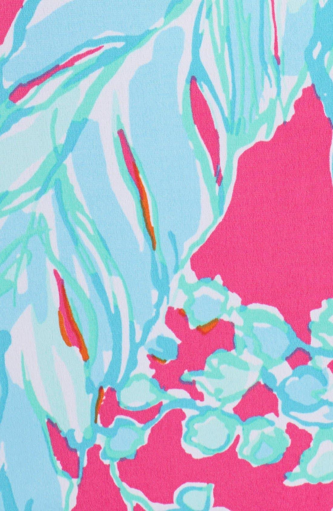 Alternate Image 5  - Lilly Pulitzer® 'Madison' Ruched Jersey Sheath Dress
