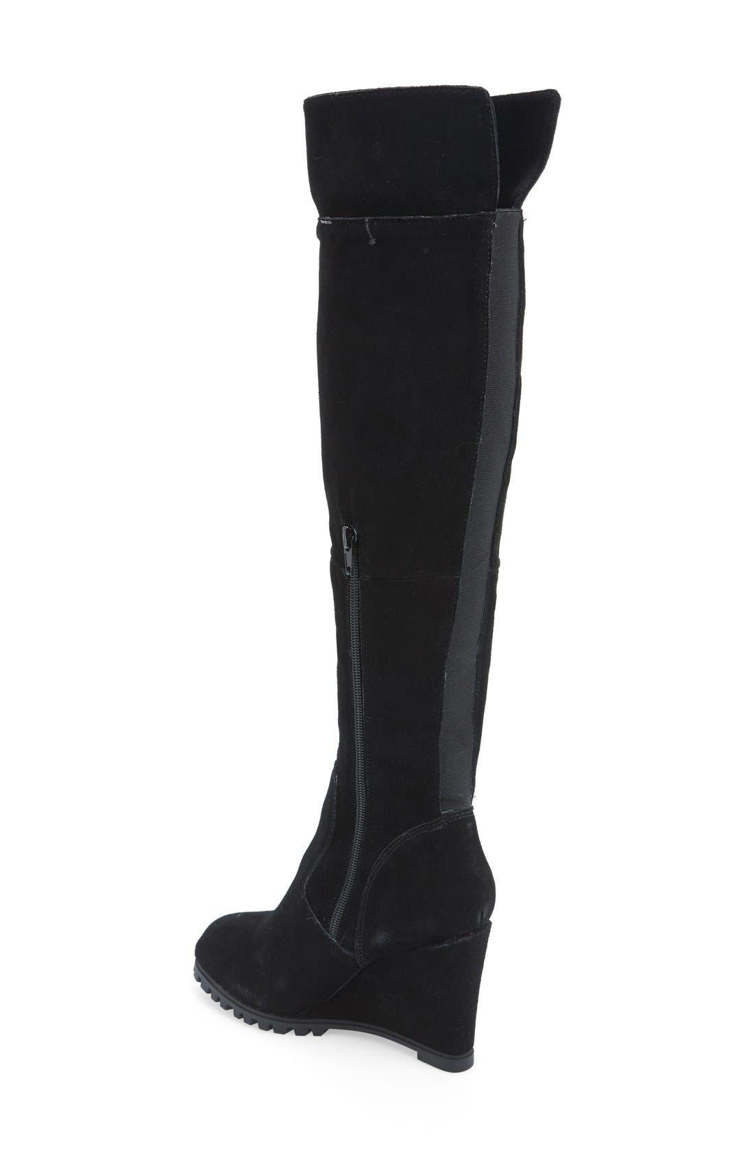 Alternate Image 2  - Steve Madden 'Willful' Tall Wedge Boot (Women)