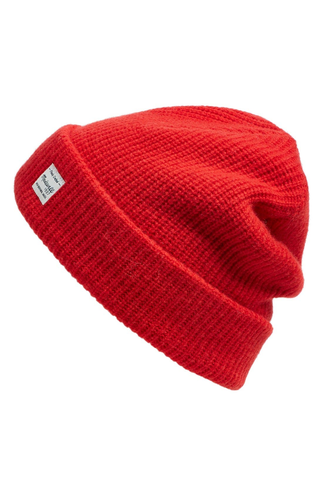 Alternate Image 1 Selected - Madewell Slouchy Knit Beanie