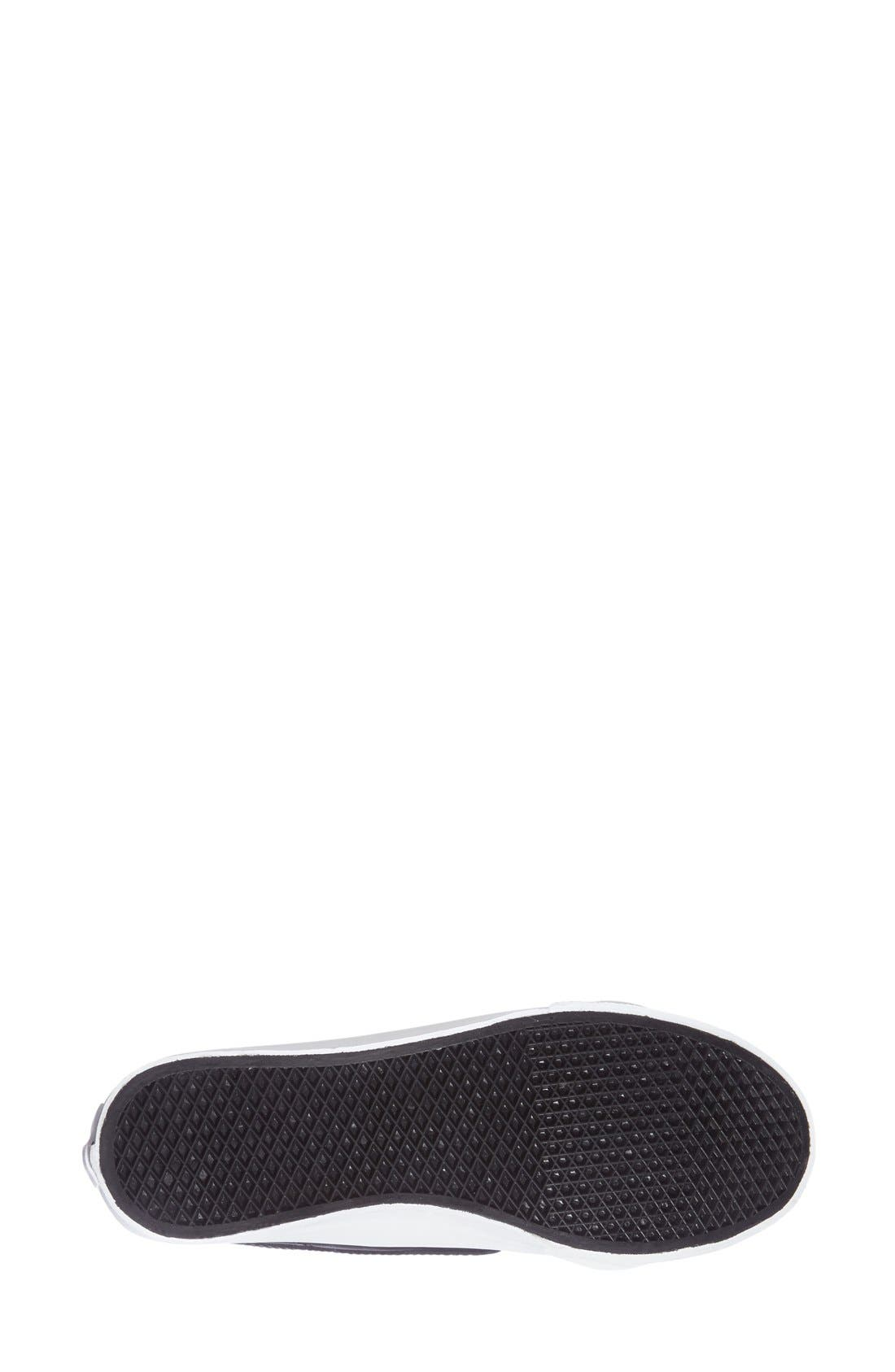 Alternate Image 4  - Vans 'Sk8-Hi Slim' Zip Sneaker (Women)