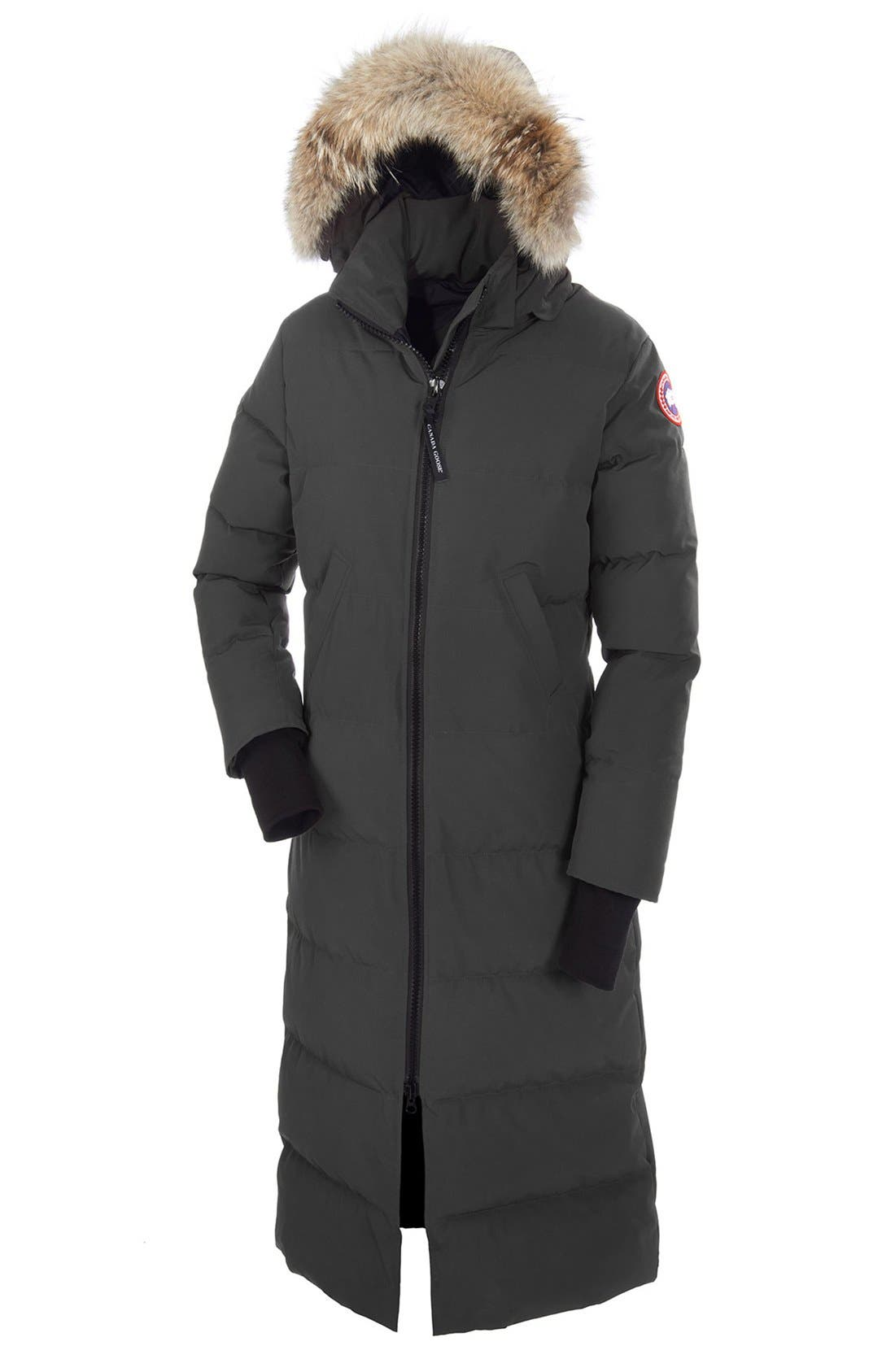 CANADA GOOSE 'Mystique' Regular Fit Down Parka with