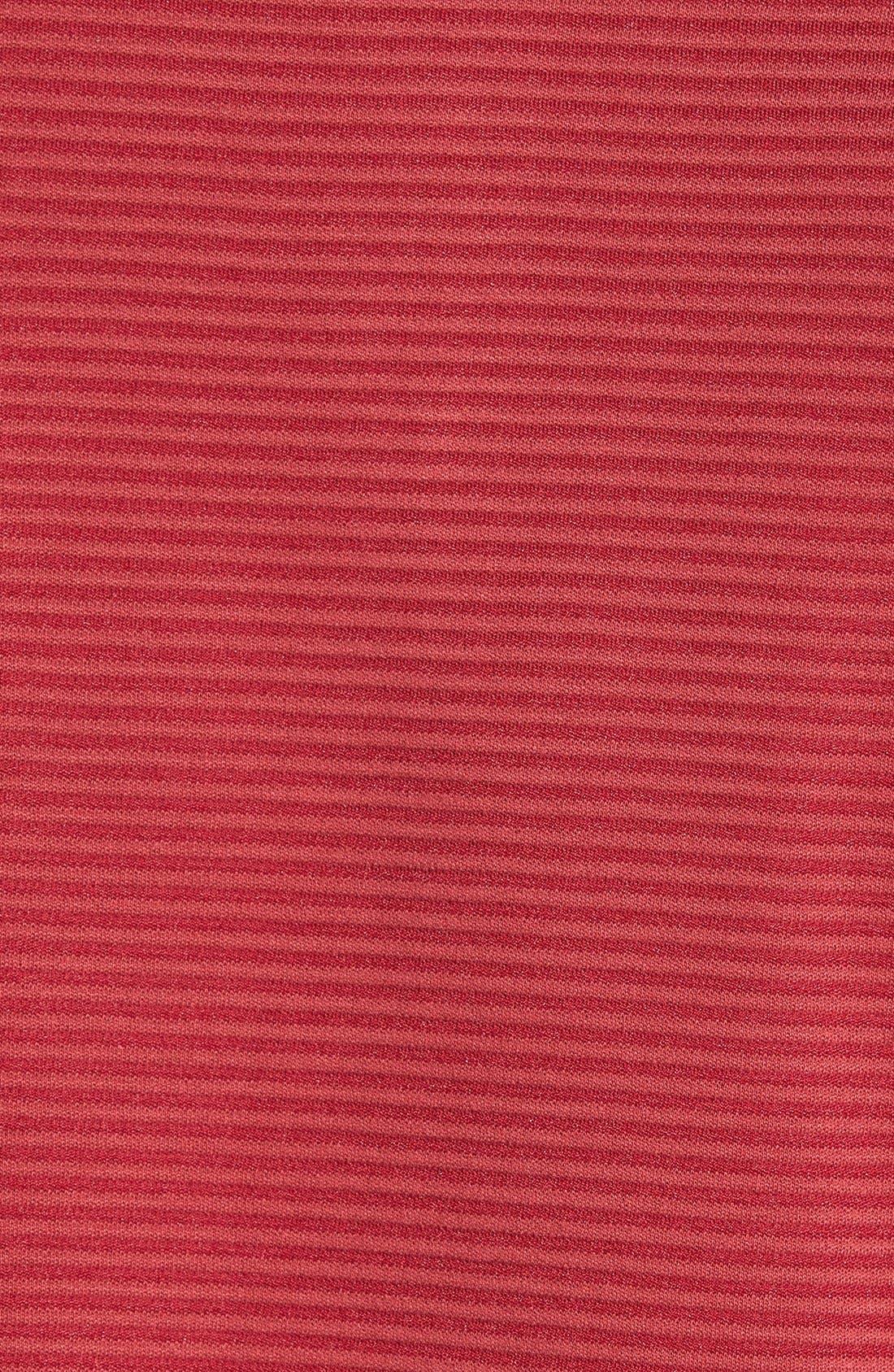 Alternate Image 5  - Tommy Bahama 'Superfecta' Stripe Long Sleeve Polo