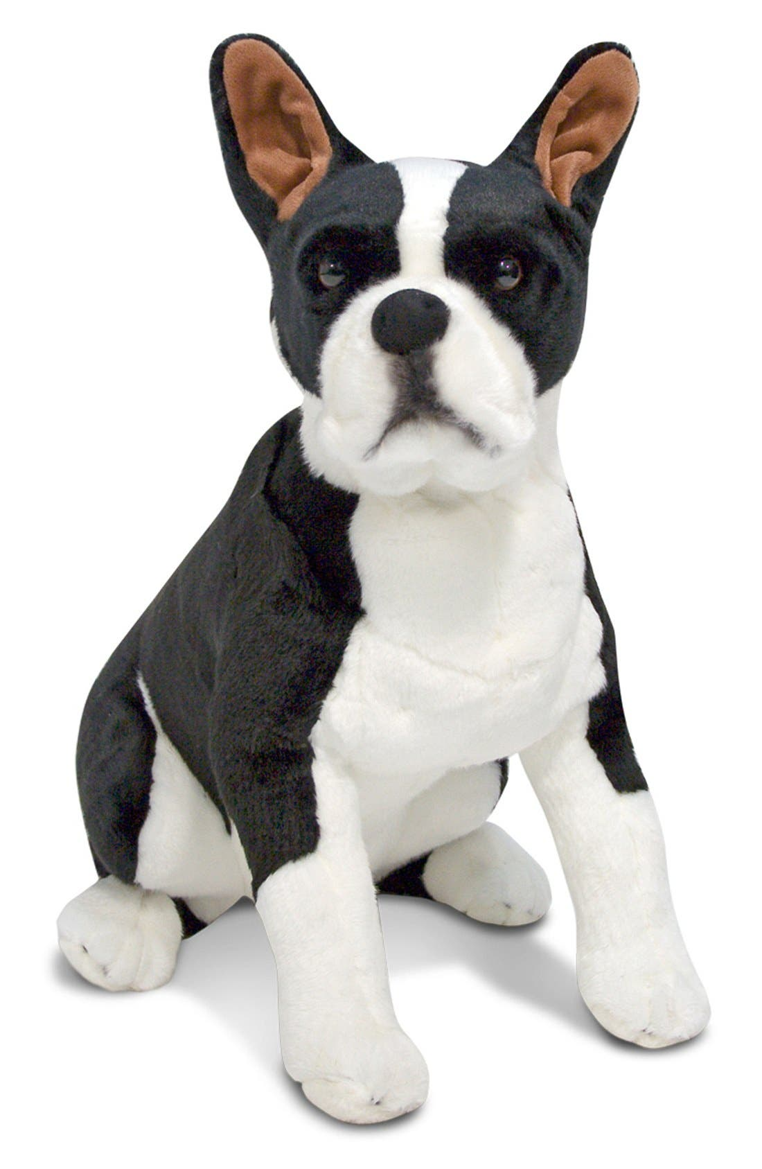 Melissa & Doug Oversized Boston Terrier