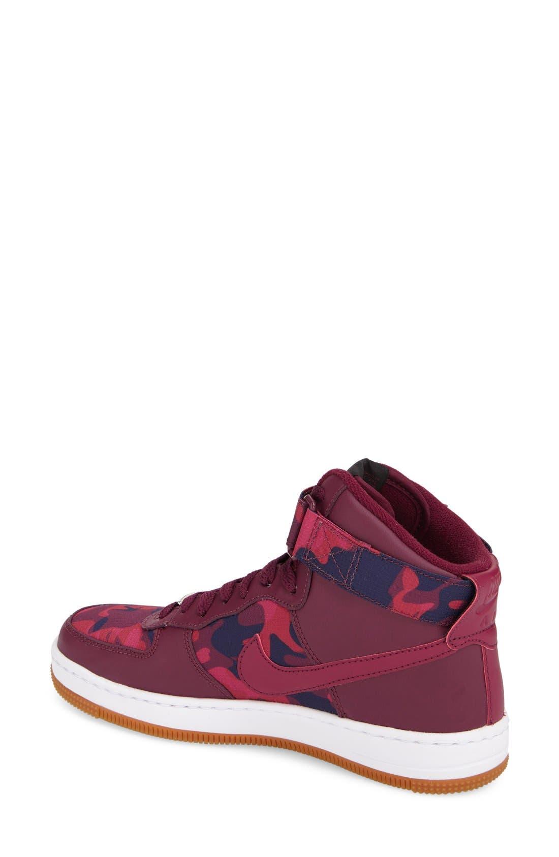 Alternate Image 2  - Nike 'AF-1 Ultra Force' Sneaker (Women)