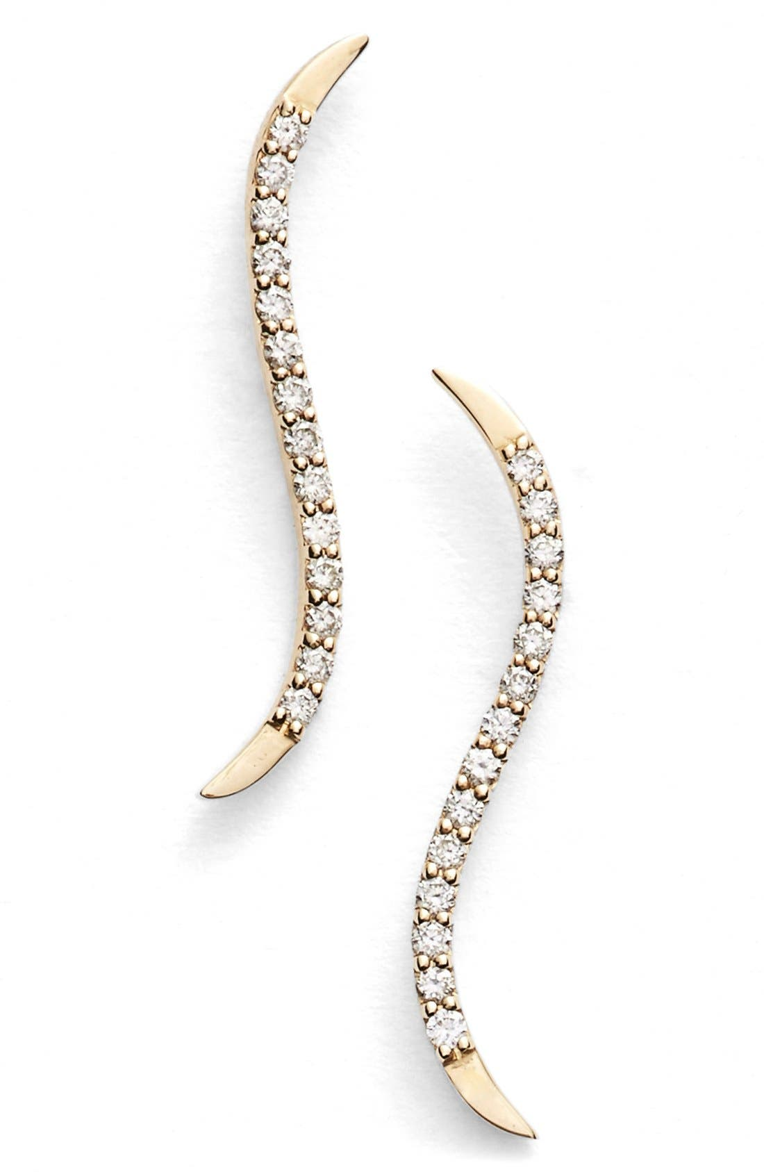 Alternate Image 1 Selected - Lana Jewelry 'Mirage' Diamond Stud Earrings