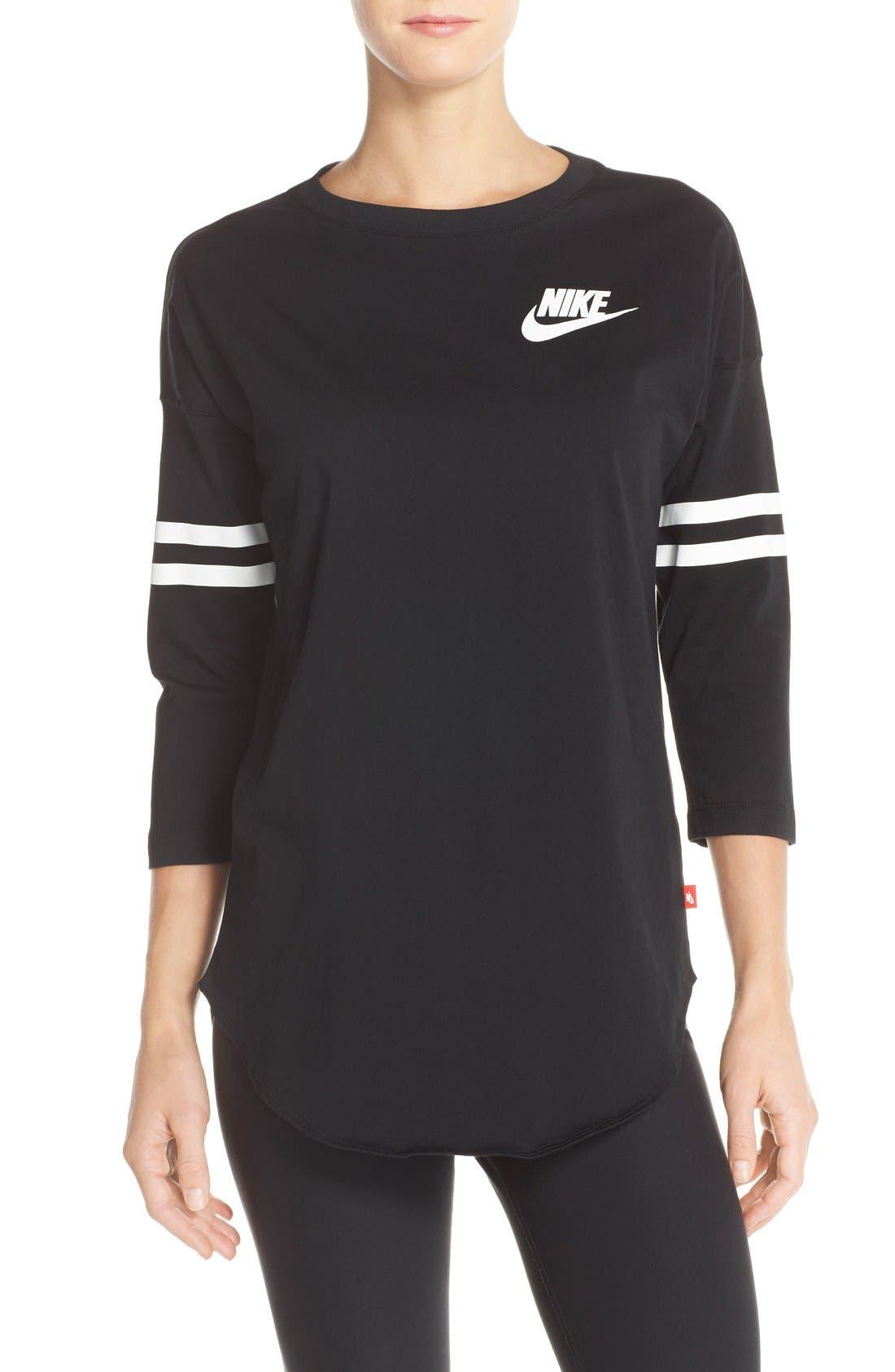 Main Image - Nike 'Just Do It Spirit' Top