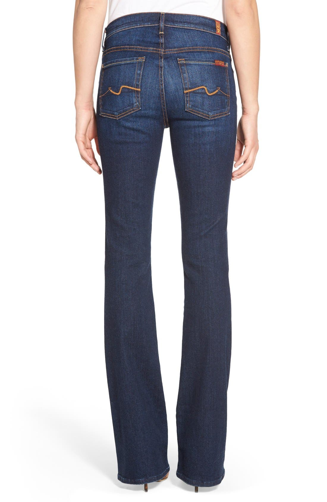 Alternate Image 2  - 7 For All Mankind® New Iconic Bootcut Jeans