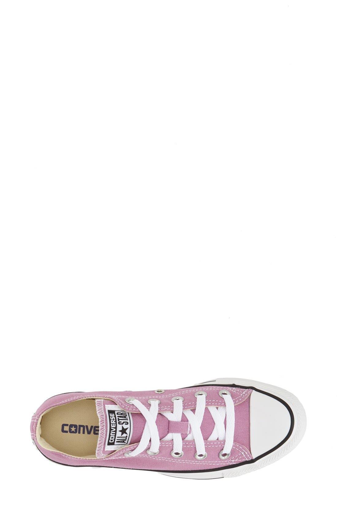 Alternate Image 3  - Converse Chuck Taylor® All Star® 'Ox' Low Top Sneaker (Women)
