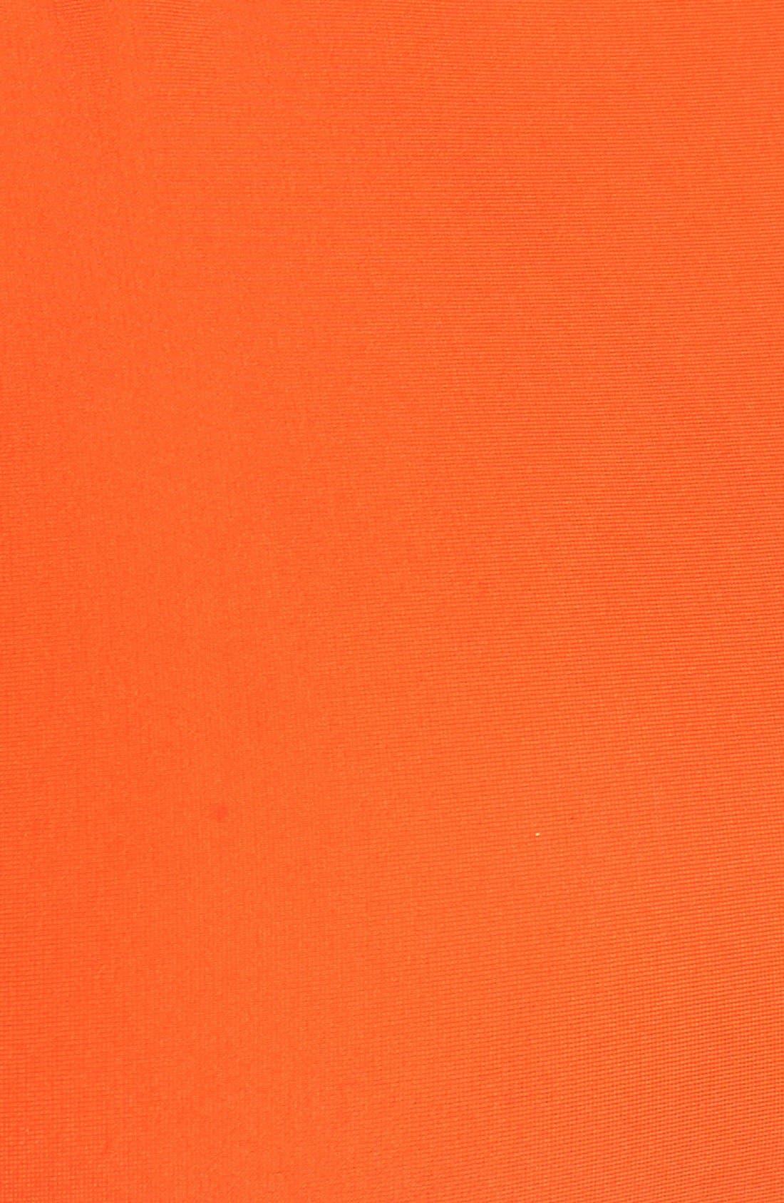 Alternate Image 6  - Volcom 'Simply Solid' Crop Bikini Top