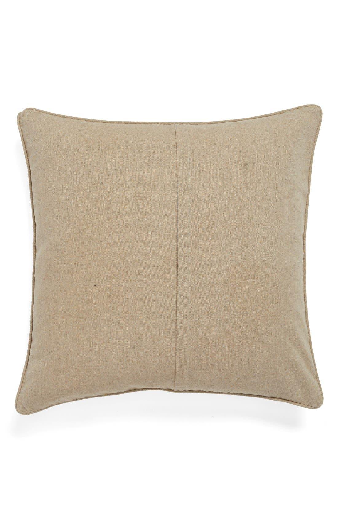 Alternate Image 2  - Levtex 'Married Emoji' Pillow