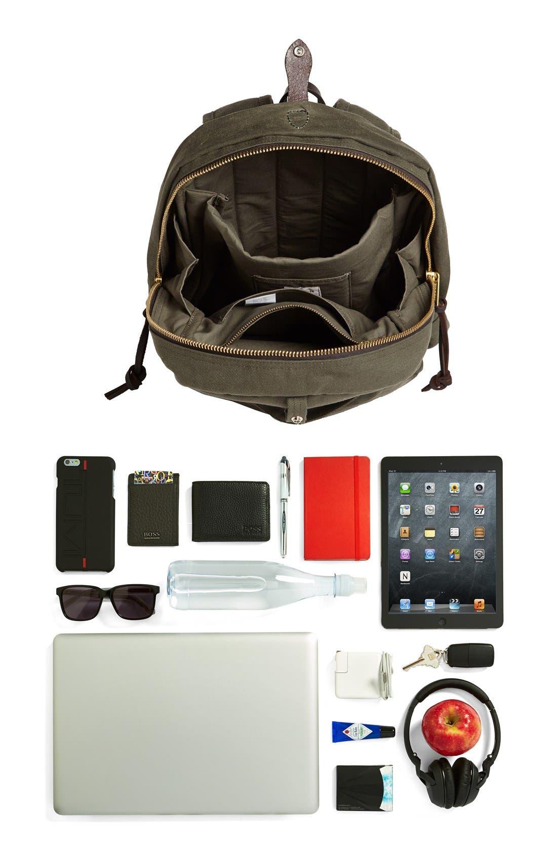 Alternate Image 5  - Filson Twill Backpack