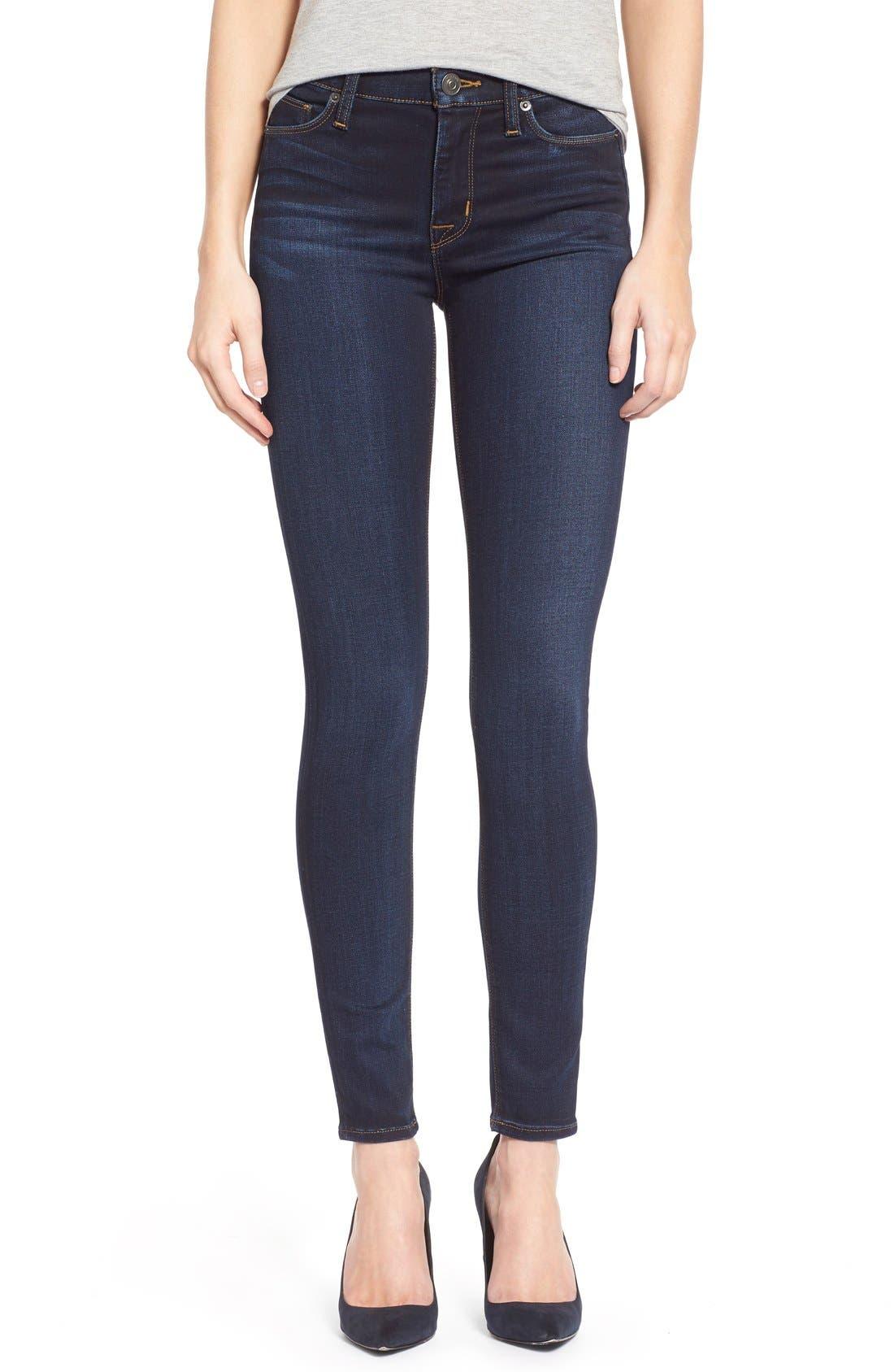HUDSON JEANS 'Nico' Skinny Jeans