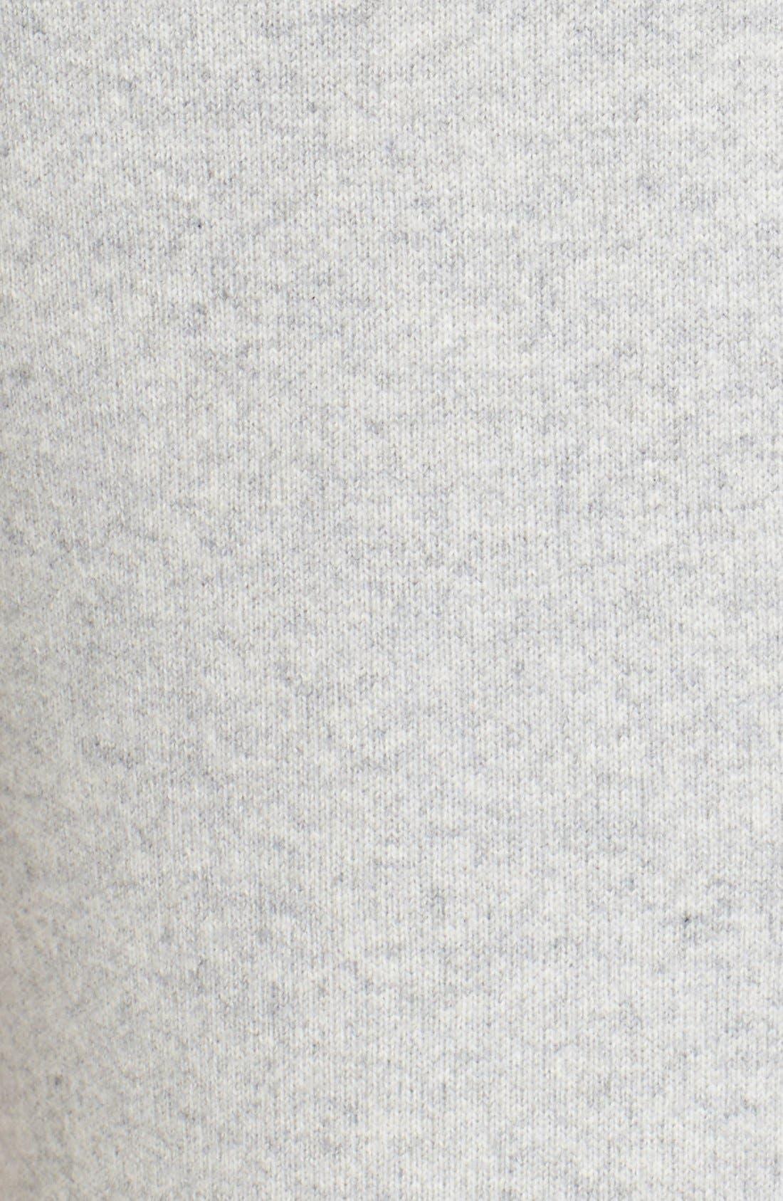 Alternate Image 3  - Burberry Brit Wool & Cashmere Knit Long Coat
