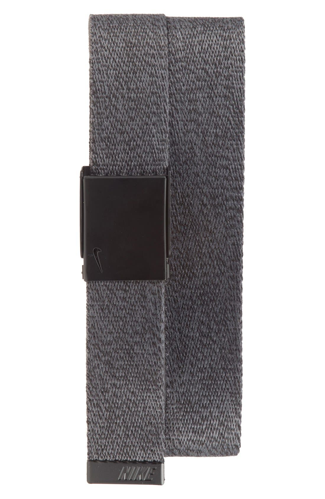 Nike Heathered Web Belt