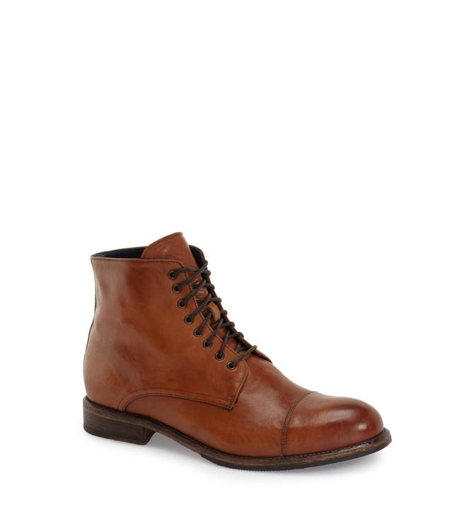 BOGA 'Union' Cap Toe Boot (Men) | Nordstrom