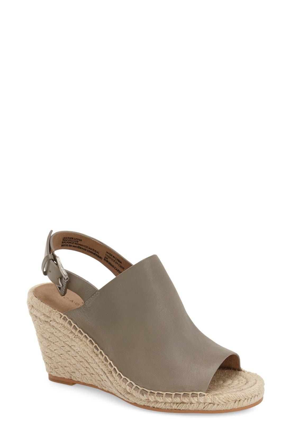 Alternate Image 1 Selected - Caslon® Sutton Slingback Sandal (Women)