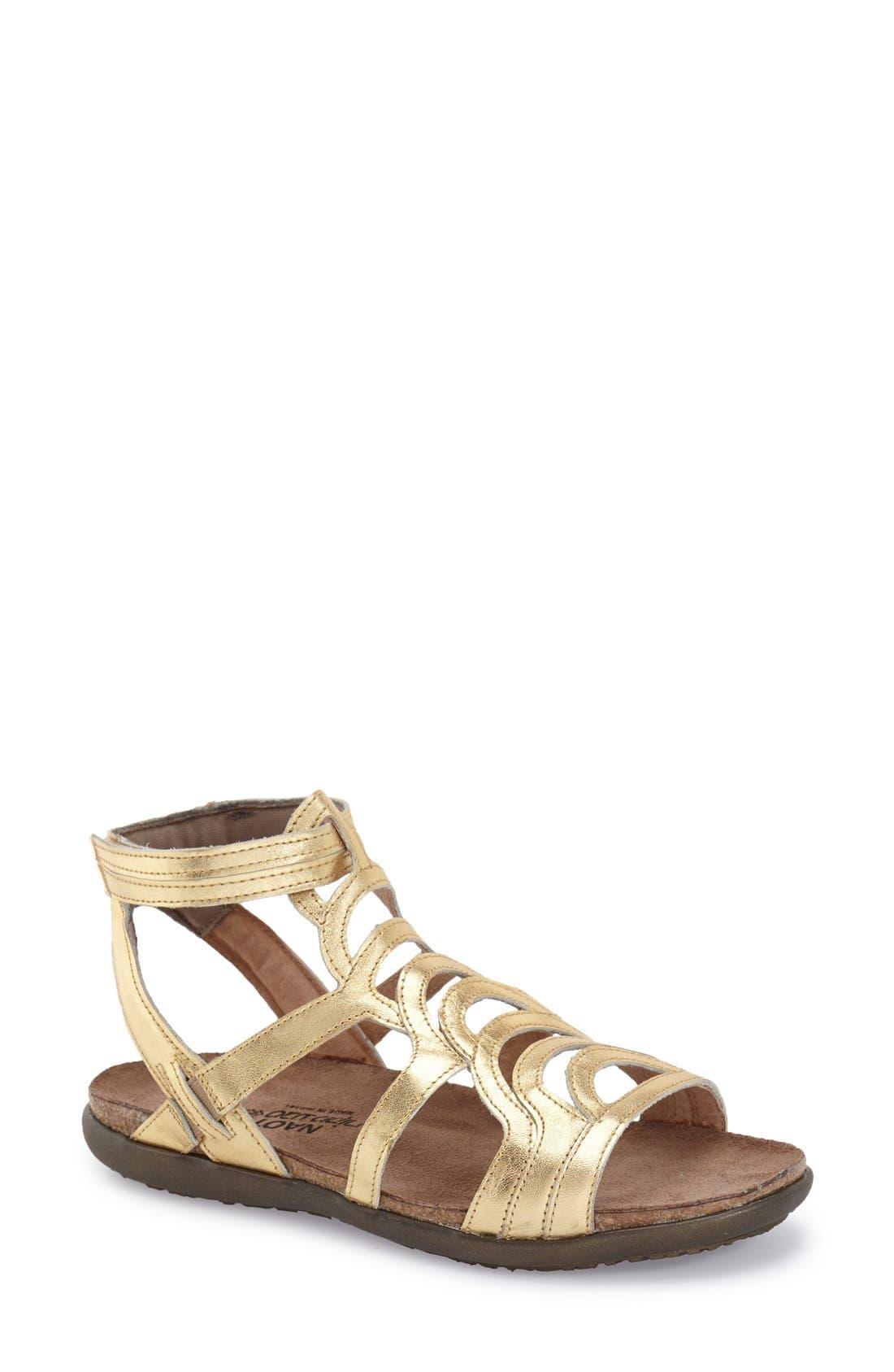 NAOT 'Sara' Gladiator Sandal