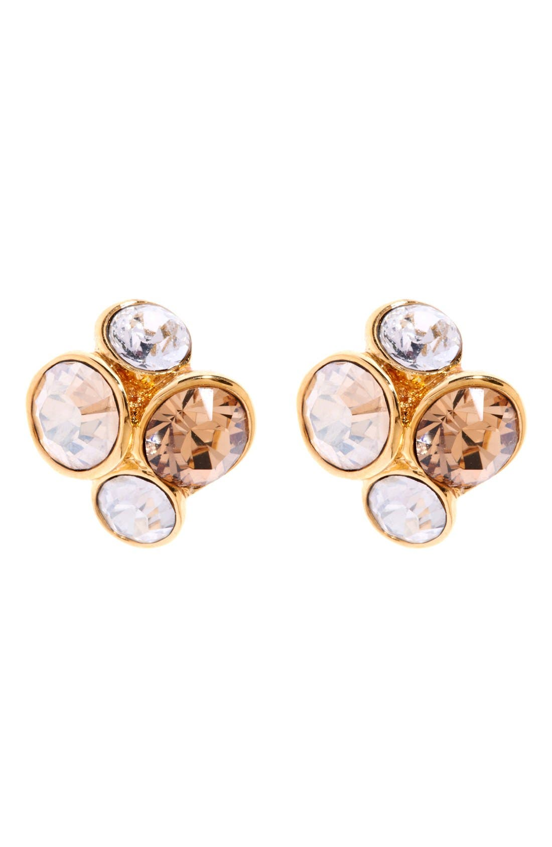 Main Image - Ted Baker London Lynda Jewel Cluster Stud Earrings