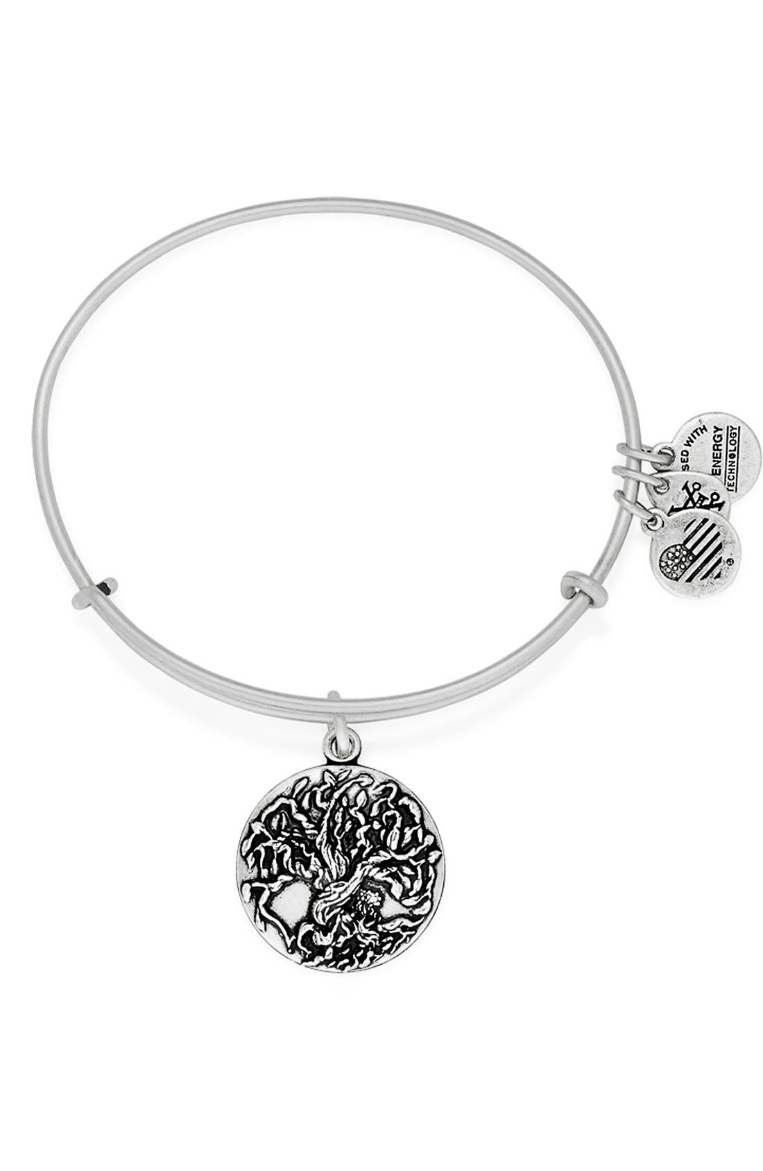 Alternate Image 1 Selected - Alex and Ani 'Tree of Life' Bangle Bracelet
