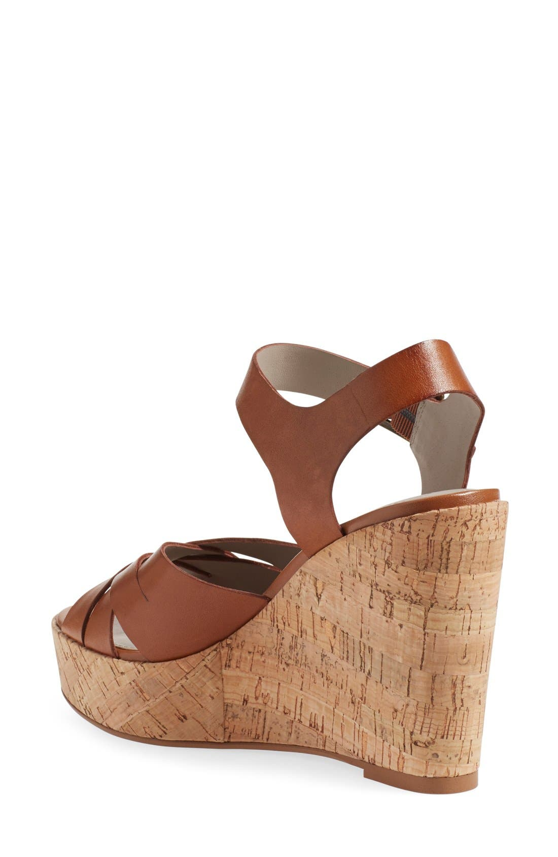 Alternate Image 2  - Hinge 'Hadley' Wedge Sandal (Women)