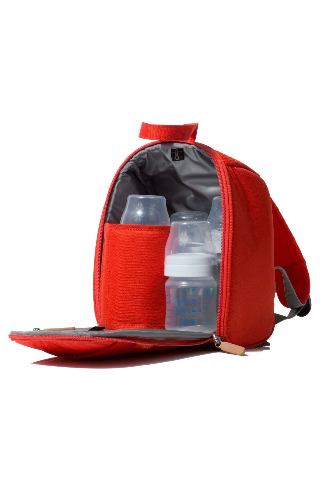 Alternate Image 5  - PacaPod 'Firenze' Leather Diaper Bag