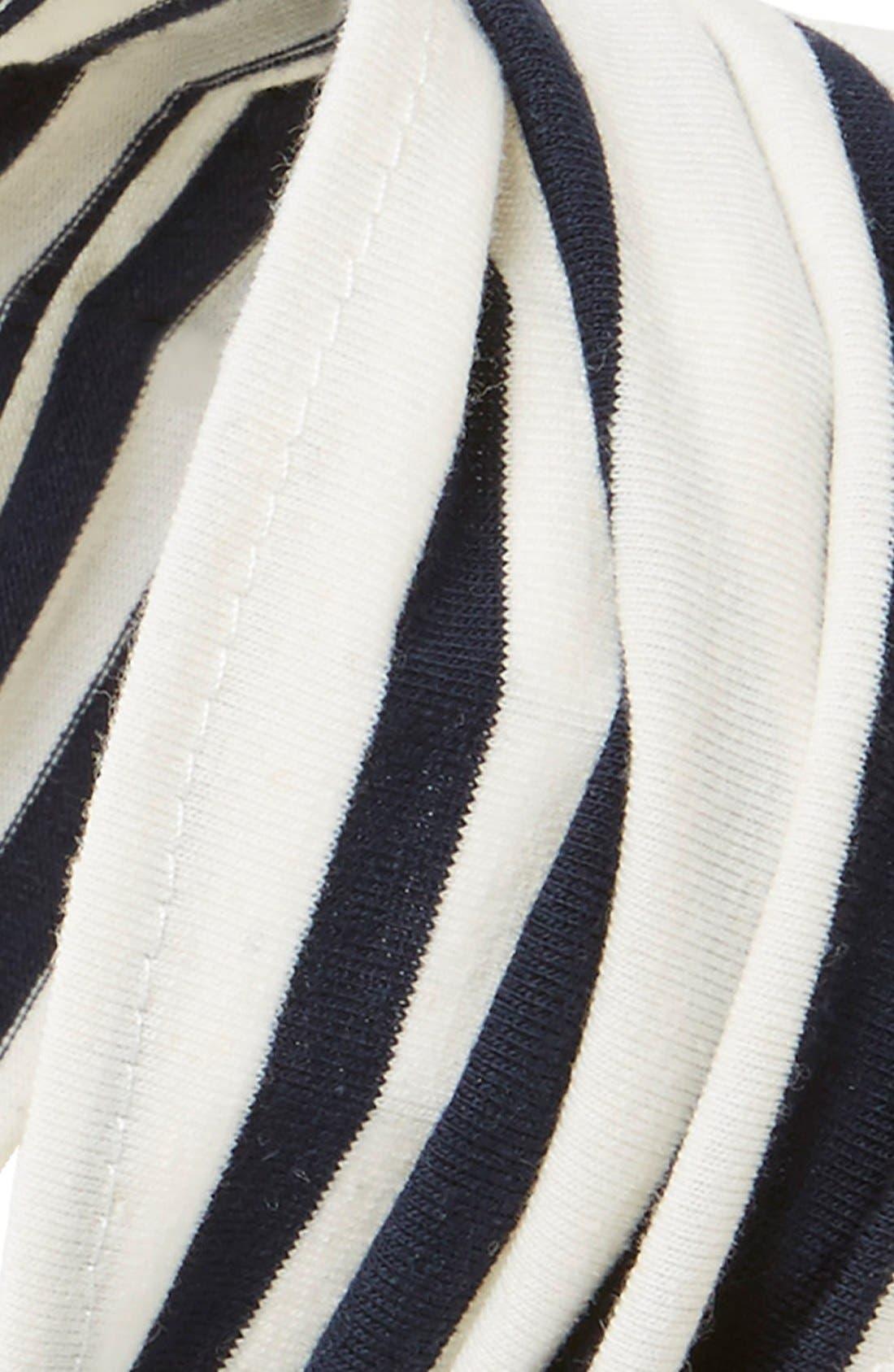 Alternate Image 2  - Cara Stripe Head Wrap