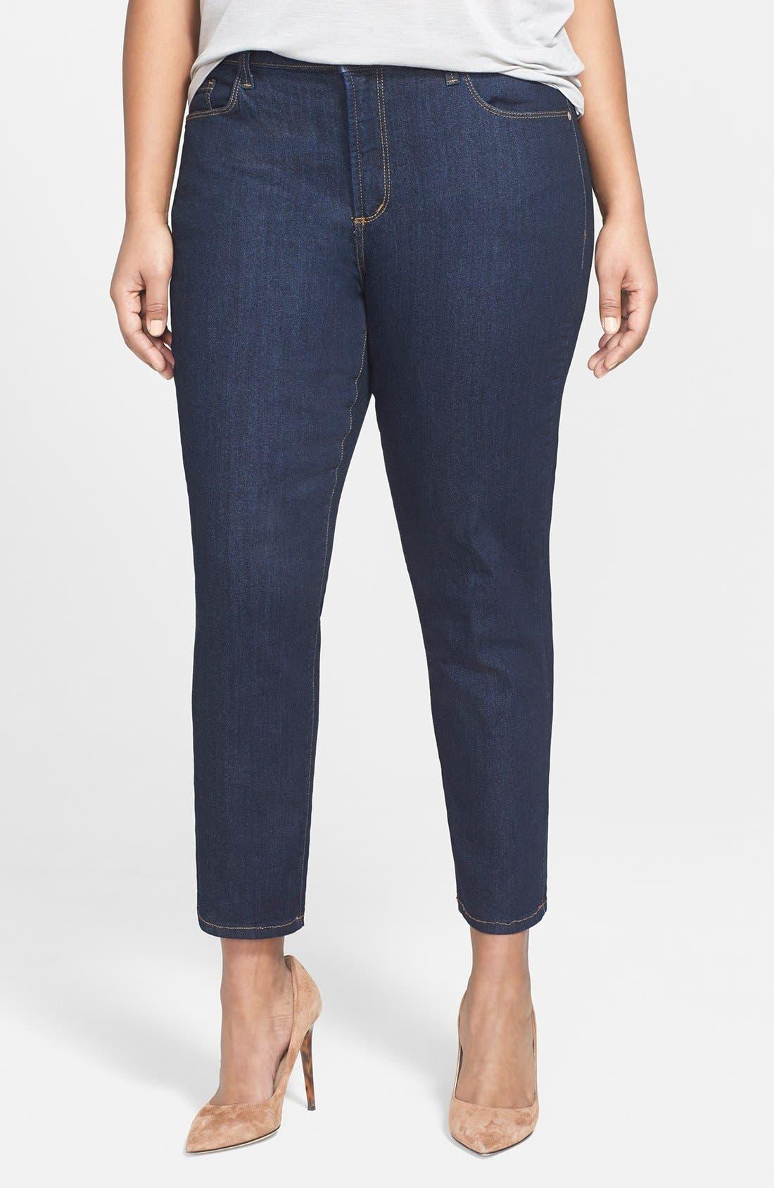 NYDJ 'Clarissa' Stretch Slim Ankle Jeans
