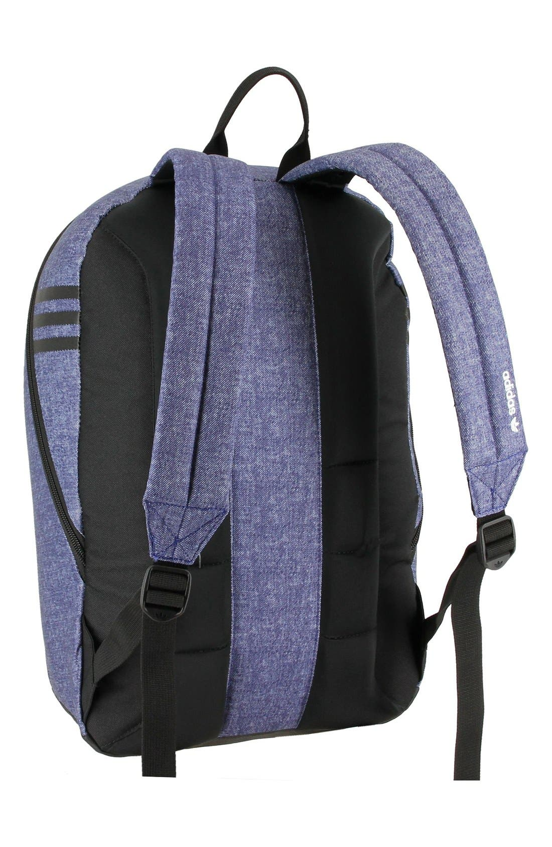 Alternate Image 2  - adidas Originals 'National' Backpack