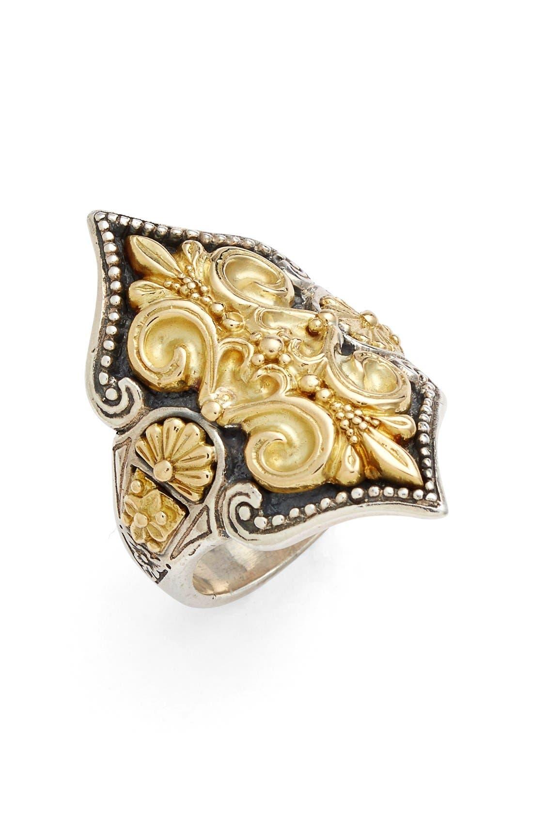 KONSTANTINO 'Hebe' Fleur de Lis Ring
