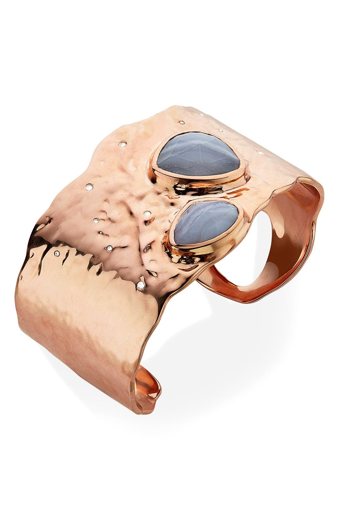 Alternate Image 4  - Monica Vinader 'Siren Odyssey' Semiprecious Stone Cuff