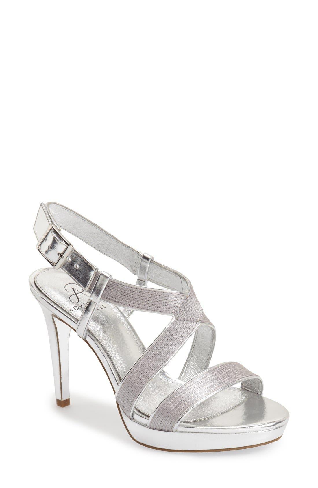 Alternate Image 1 Selected - Adrianna Papell 'Anette' Platform Sandal (Women)