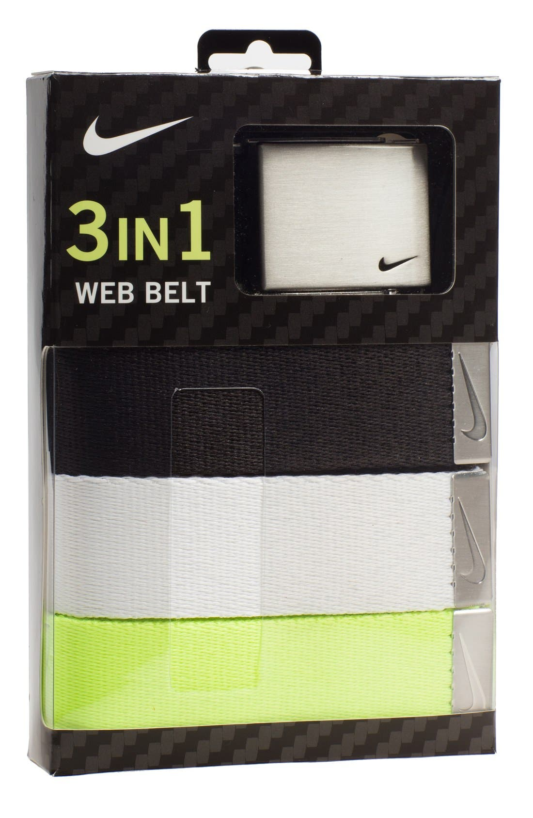 NIKE Web Belts