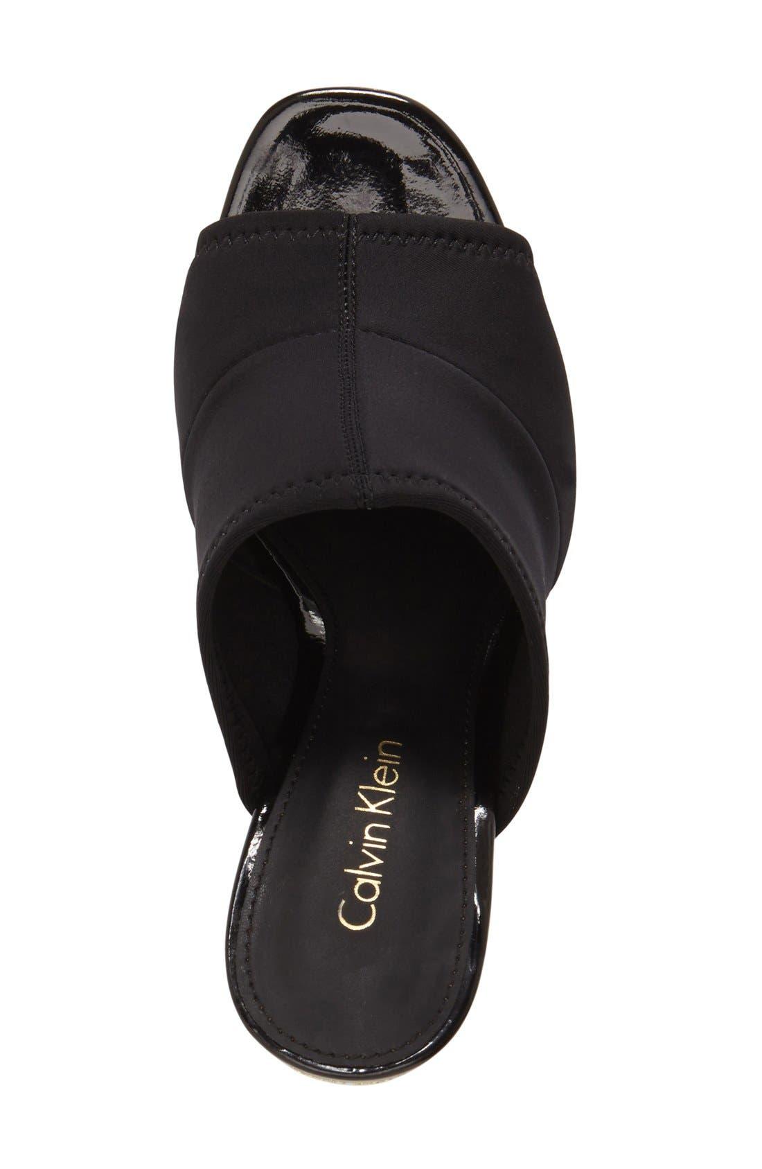 Alternate Image 3  - Calvin Klein 'Cice' Mule Sandal (Women)