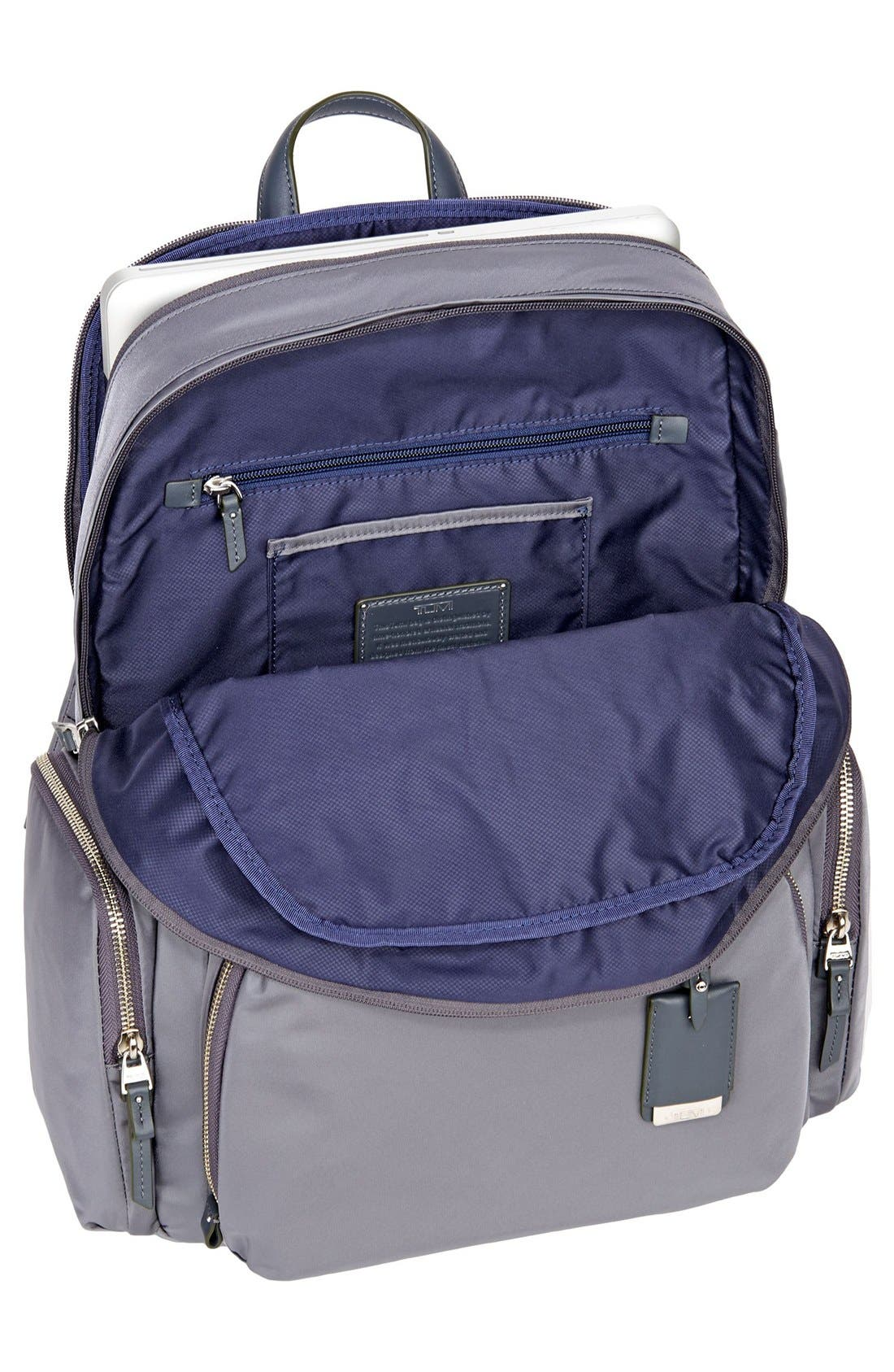 Alternate Image 4  - Tumi 'Voyageur - Calais' Nylon Computer Backpack