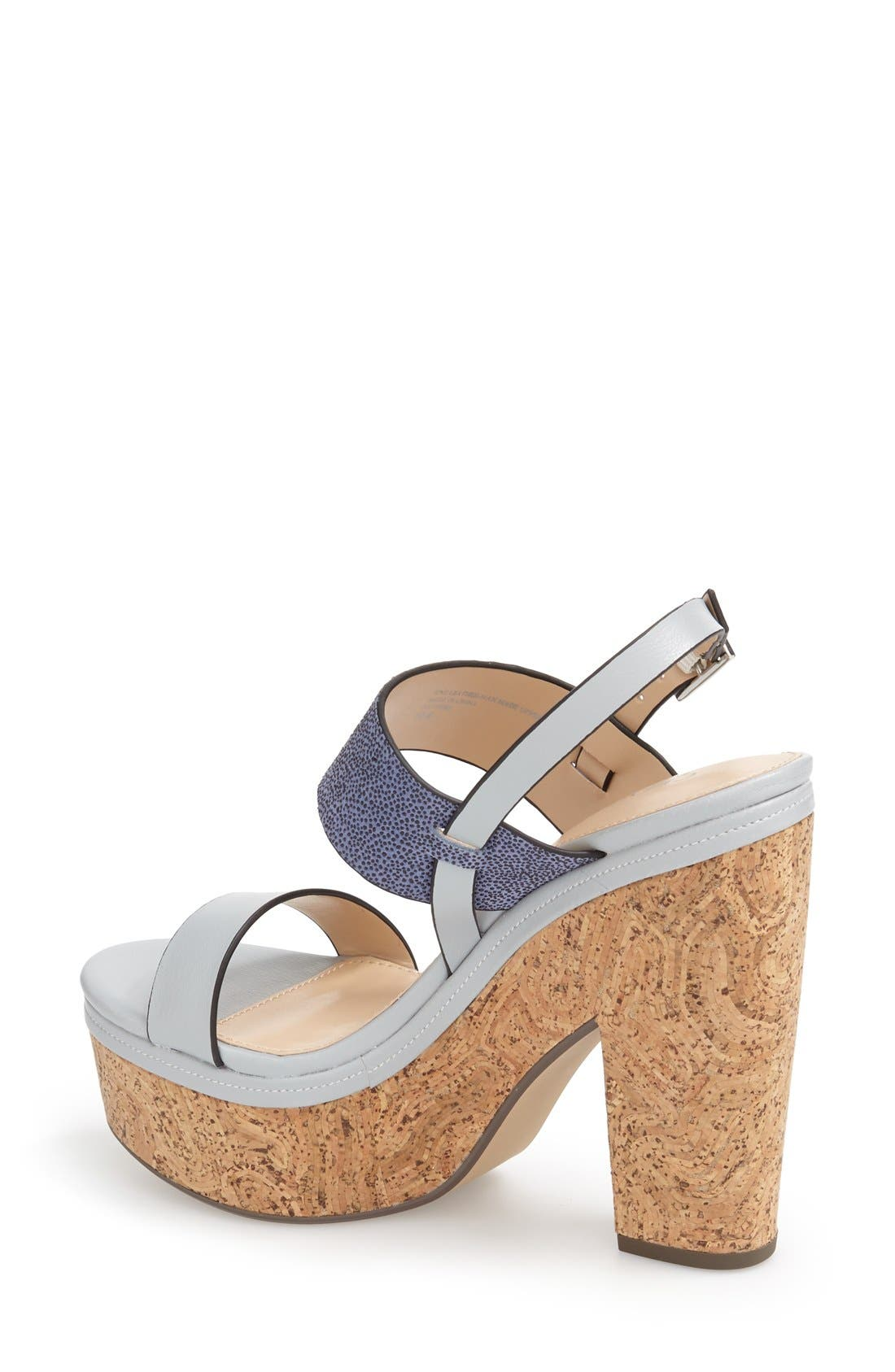 Alternate Image 2  - Charles by Charles David 'Jangle' Platform Sandal (Women)