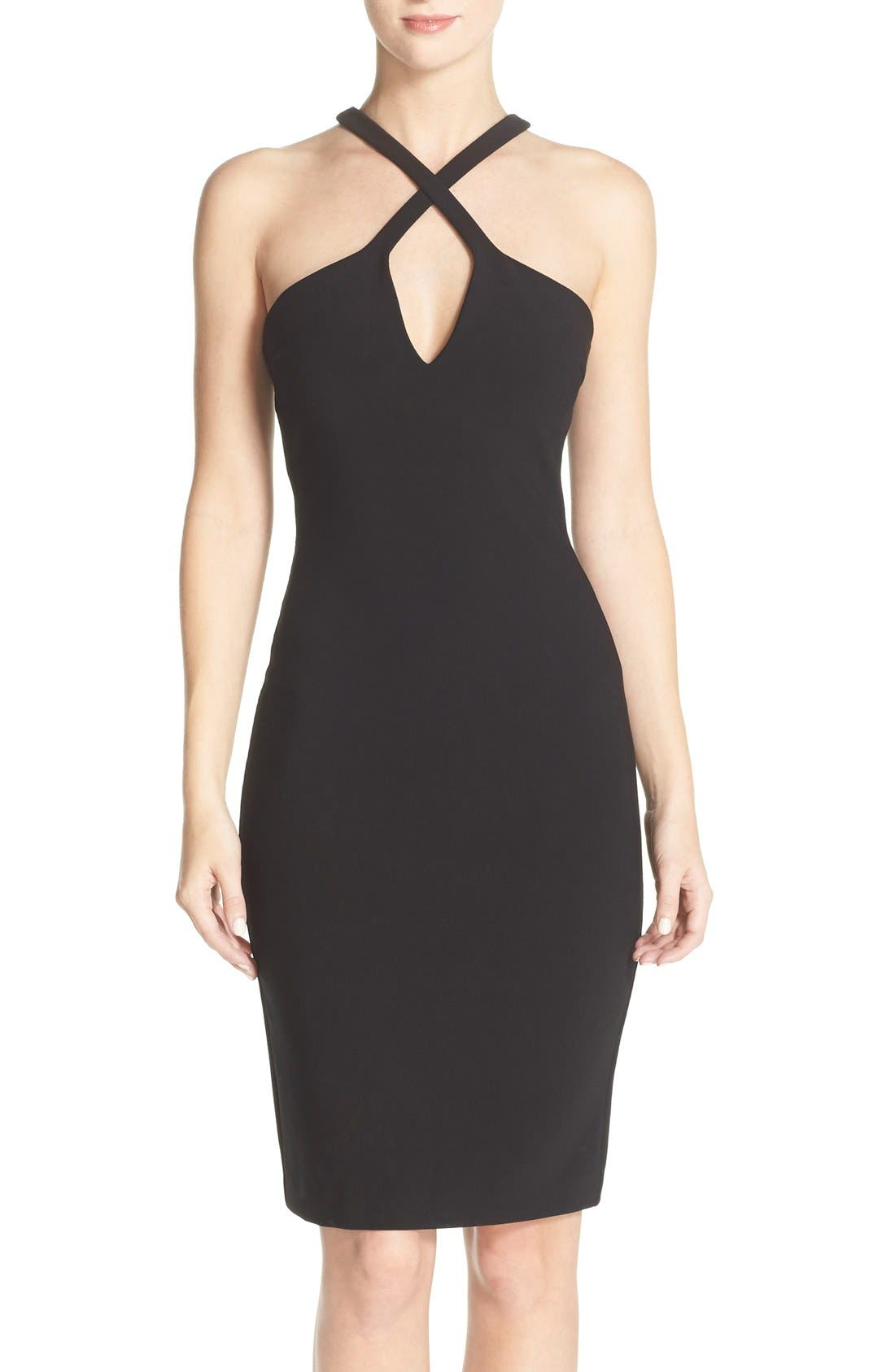 Main Image - Likely Stretch Body-Con Dress
