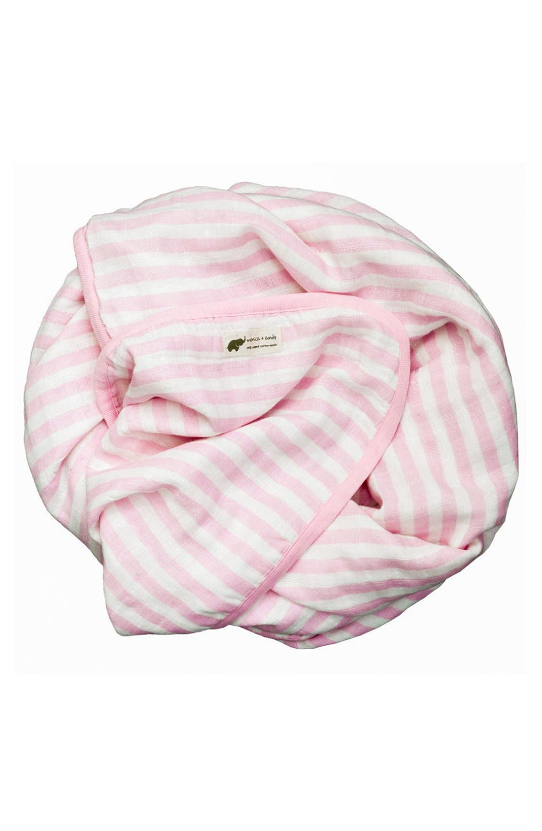MONICA + ANDY Organic Cotton Muslin Blanket