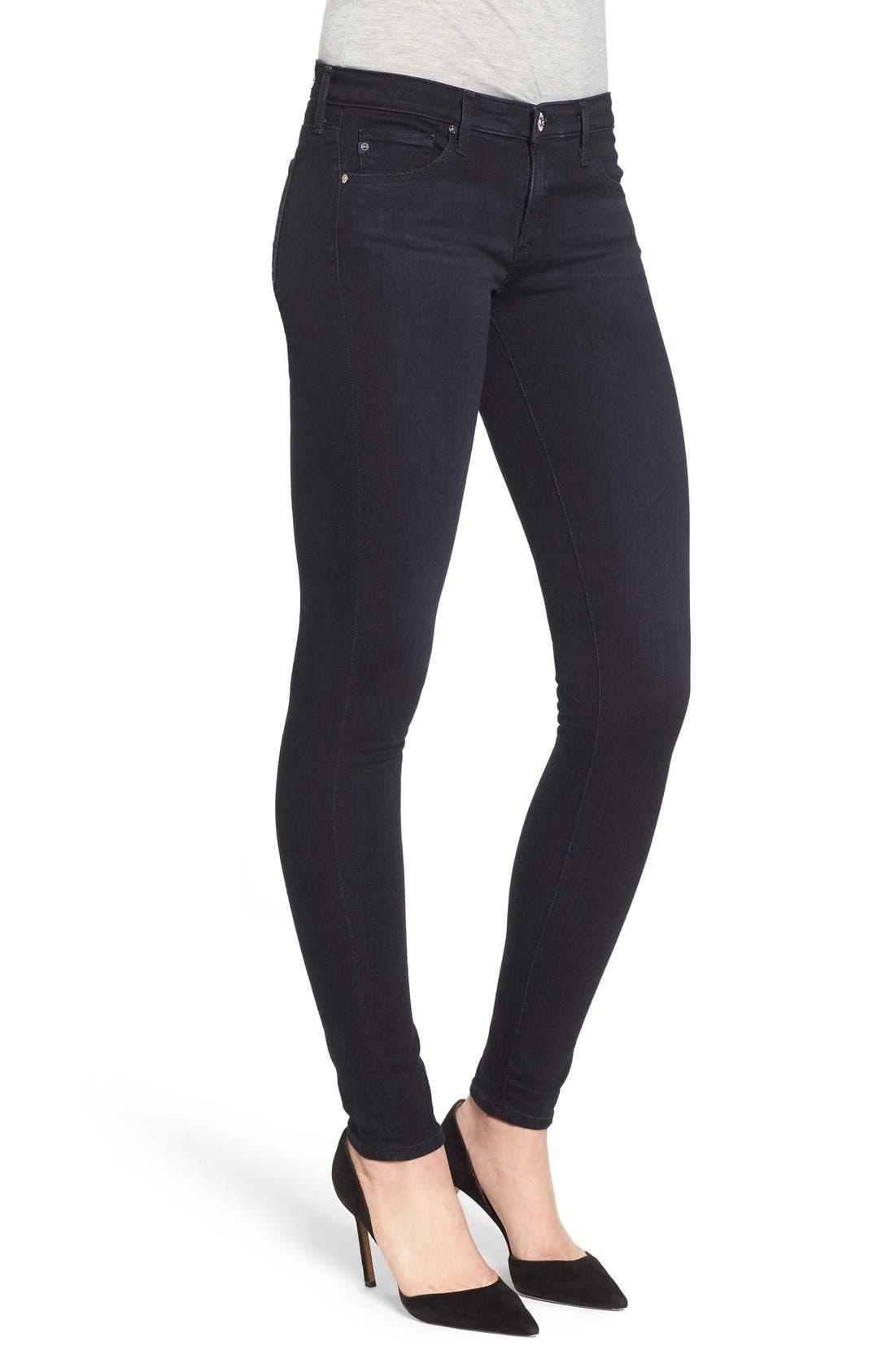 Alternate Image 3  - AG 'The Legging' Super Skinny Jeans (Shade)