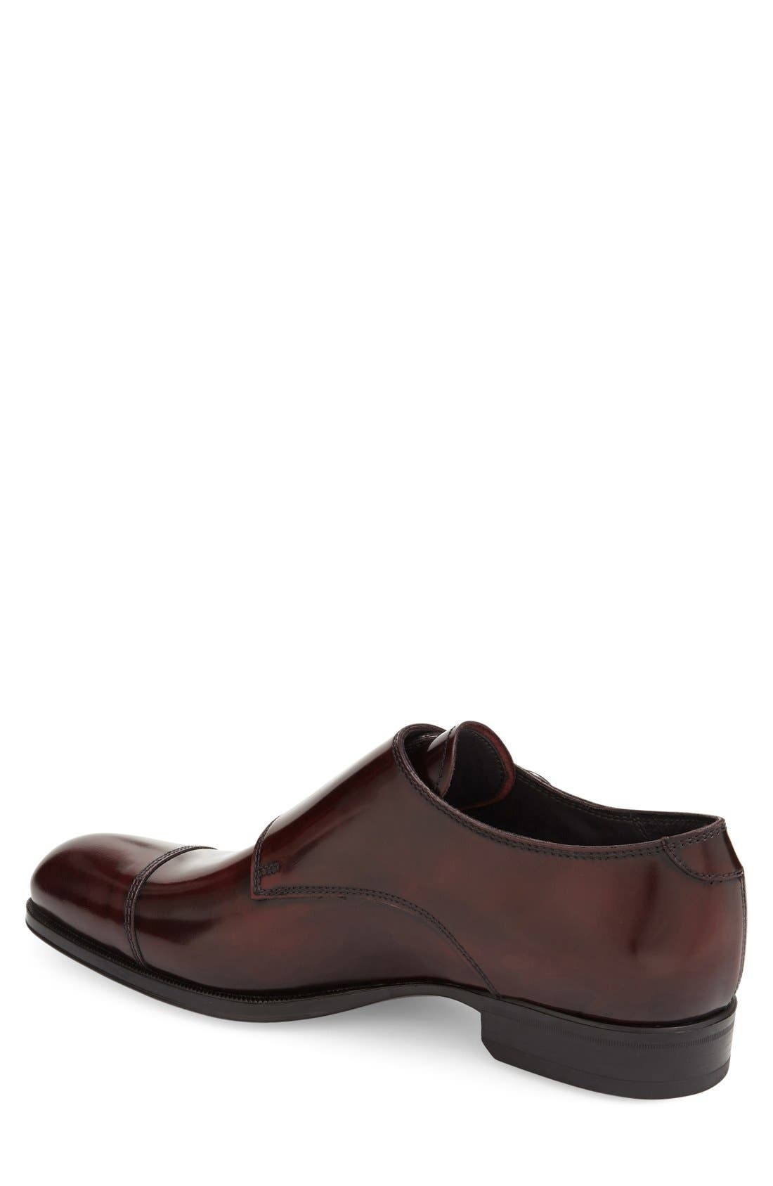 Alternate Image 2  - To Boot New York 'Bailey' Double Monk Strap Shoe (Men)